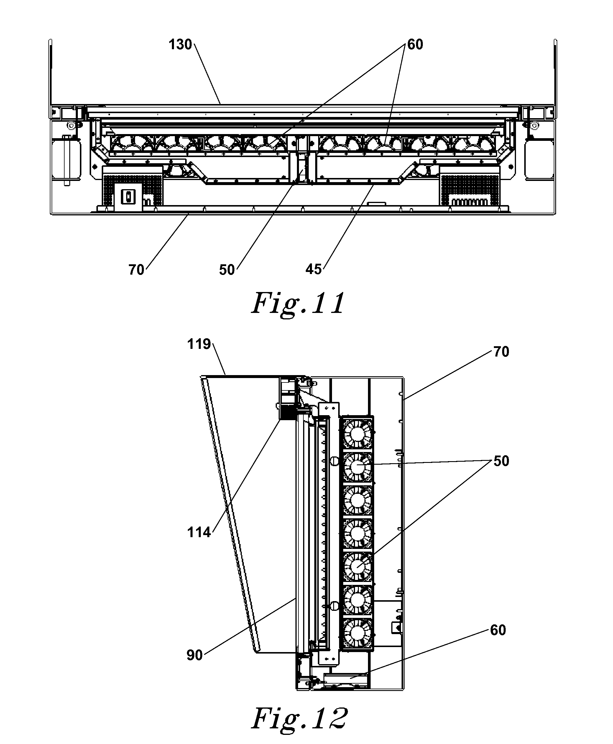 Patent US Isolated Gas Cooling System for an
