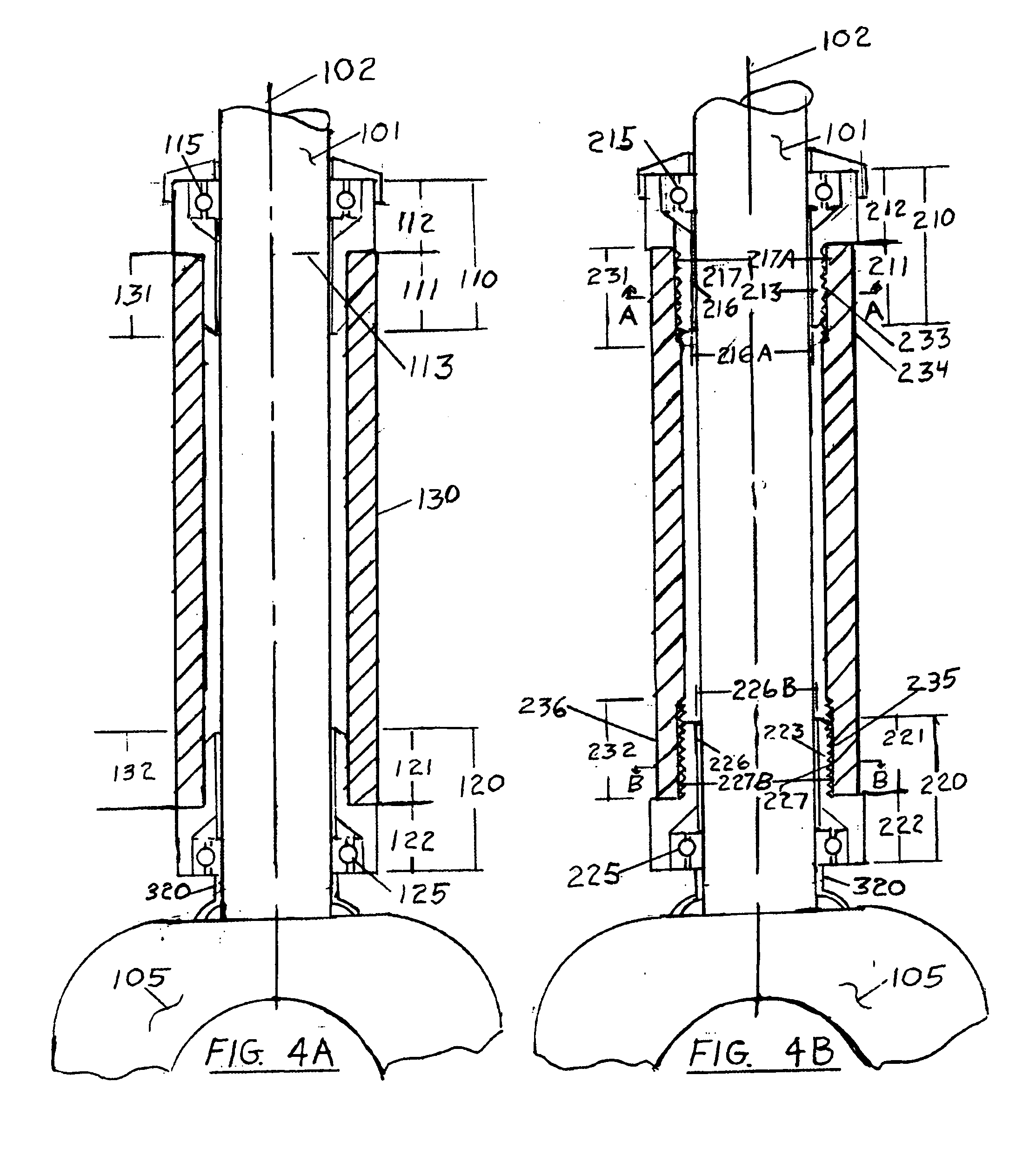 Patent US20090134598 - Bicycle headset assembly - Google Patents