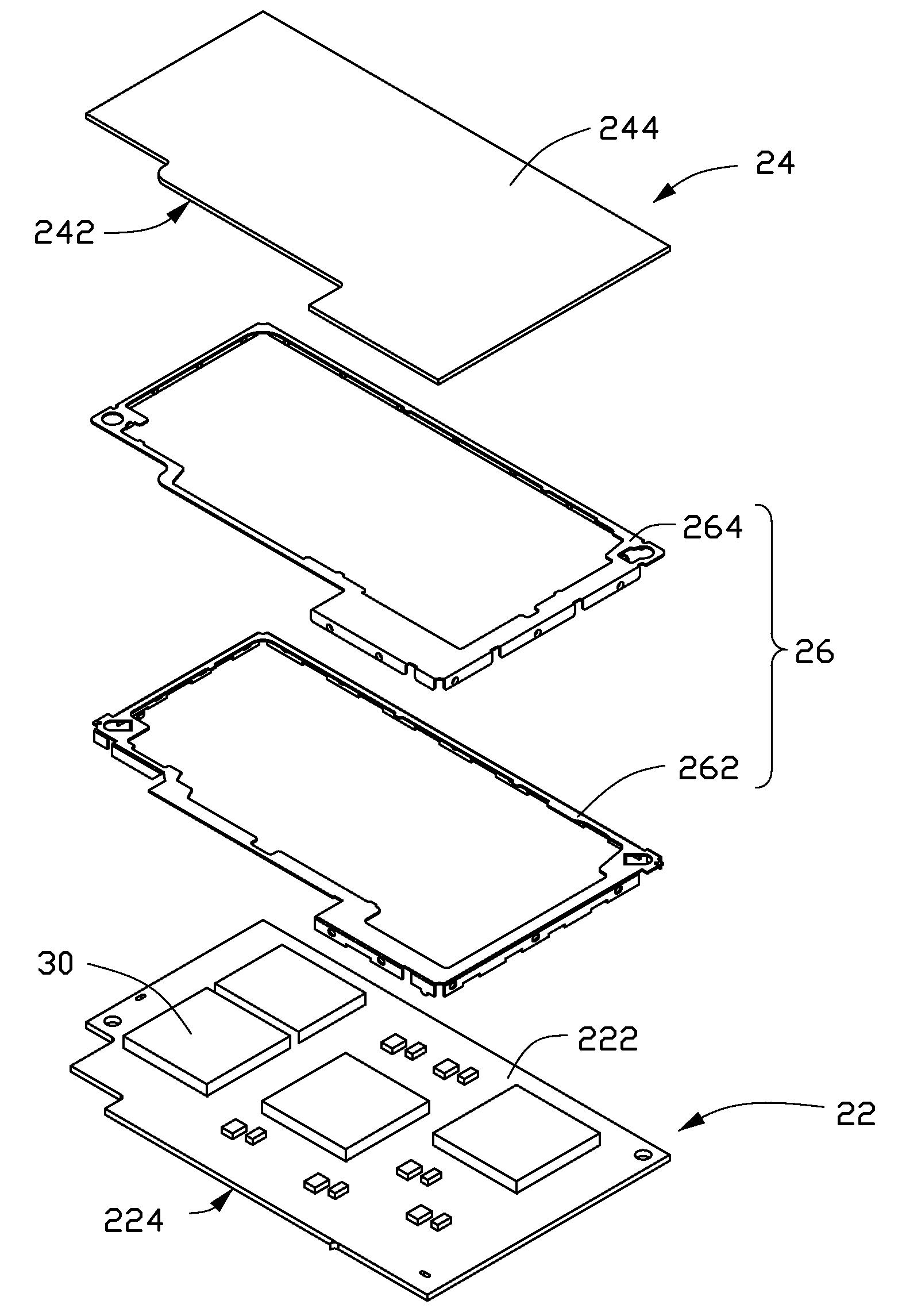 patent us20090135576