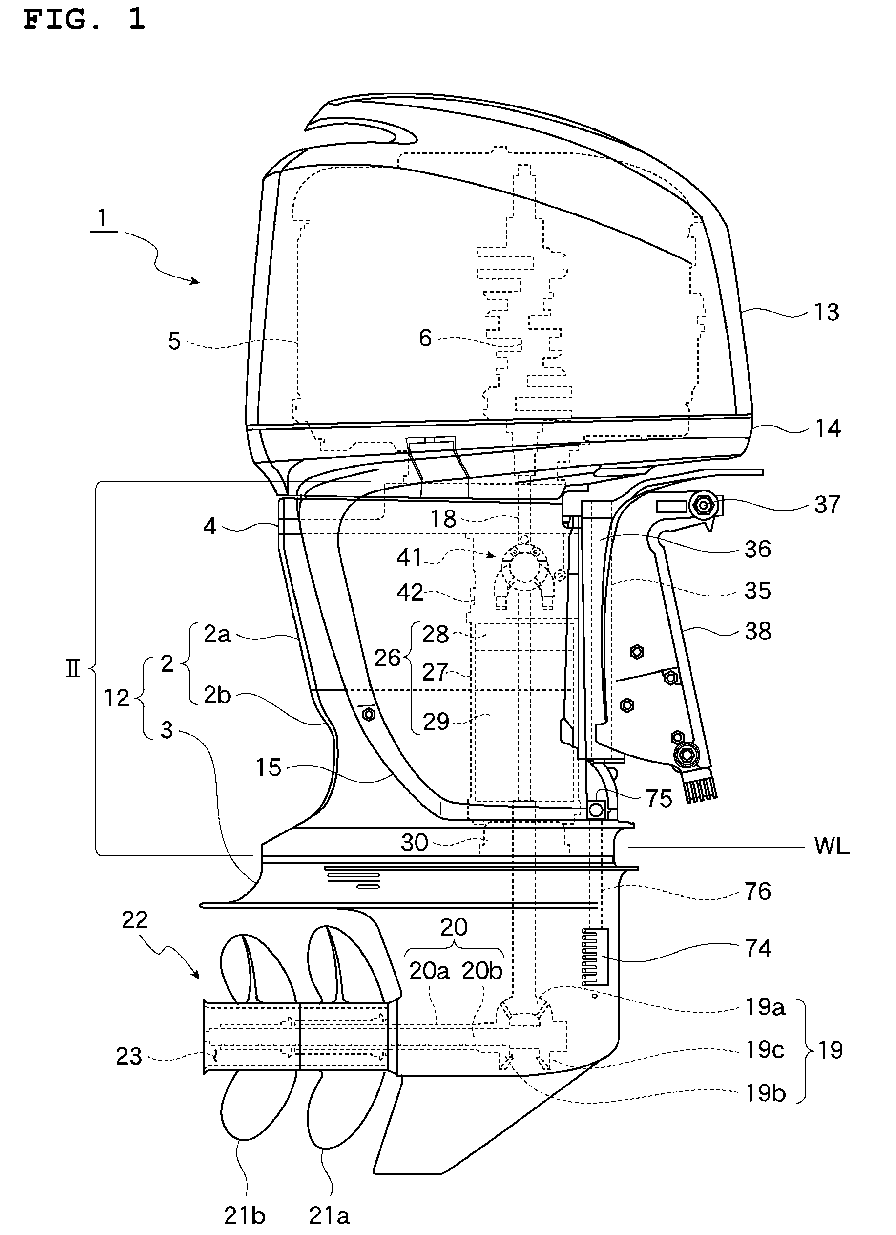 patent us20090163094 outboard motor google patents