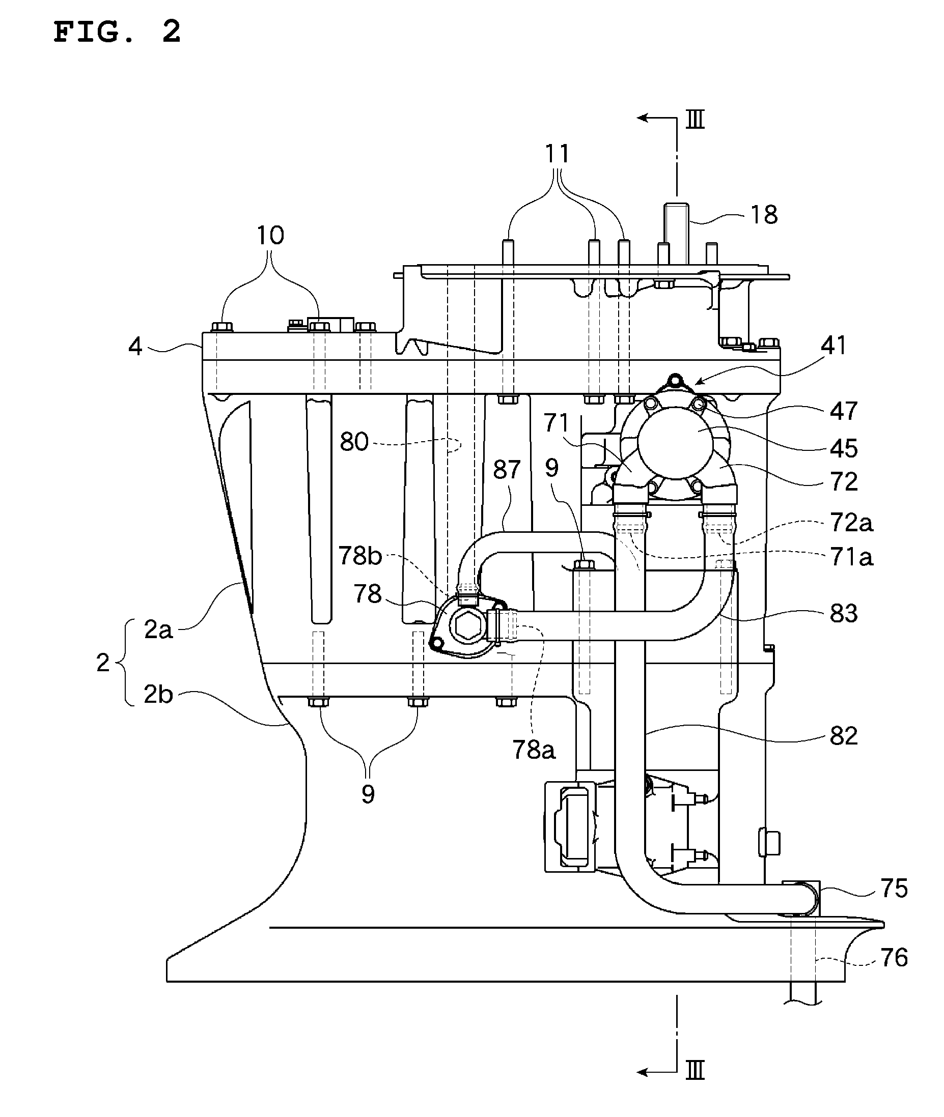 patent us20090163094 outboard motor google patentsMarine Transmission Diagrams As Well As Patent Us8715022 Marine Vessel #21