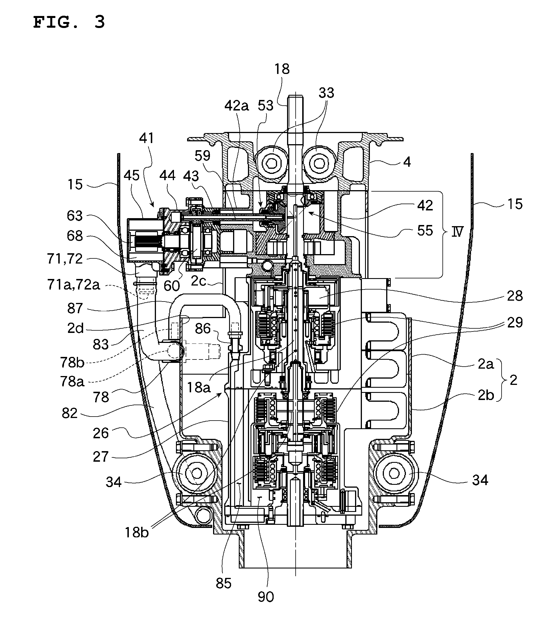 patent us20090163094 outboard motor google patentsMarine Transmission Diagrams As Well As Patent Us8715022 Marine Vessel #6
