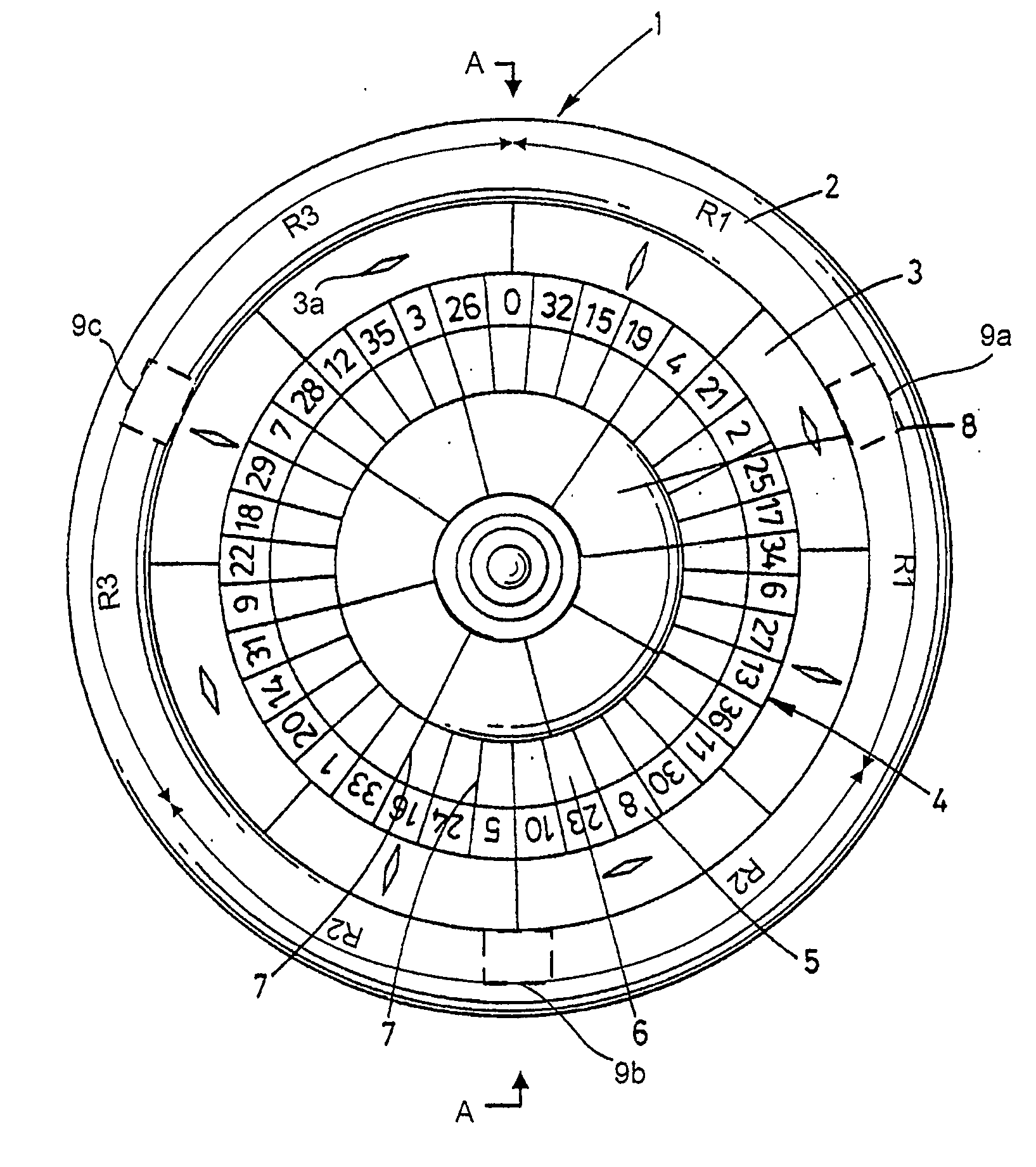 roulette schematics