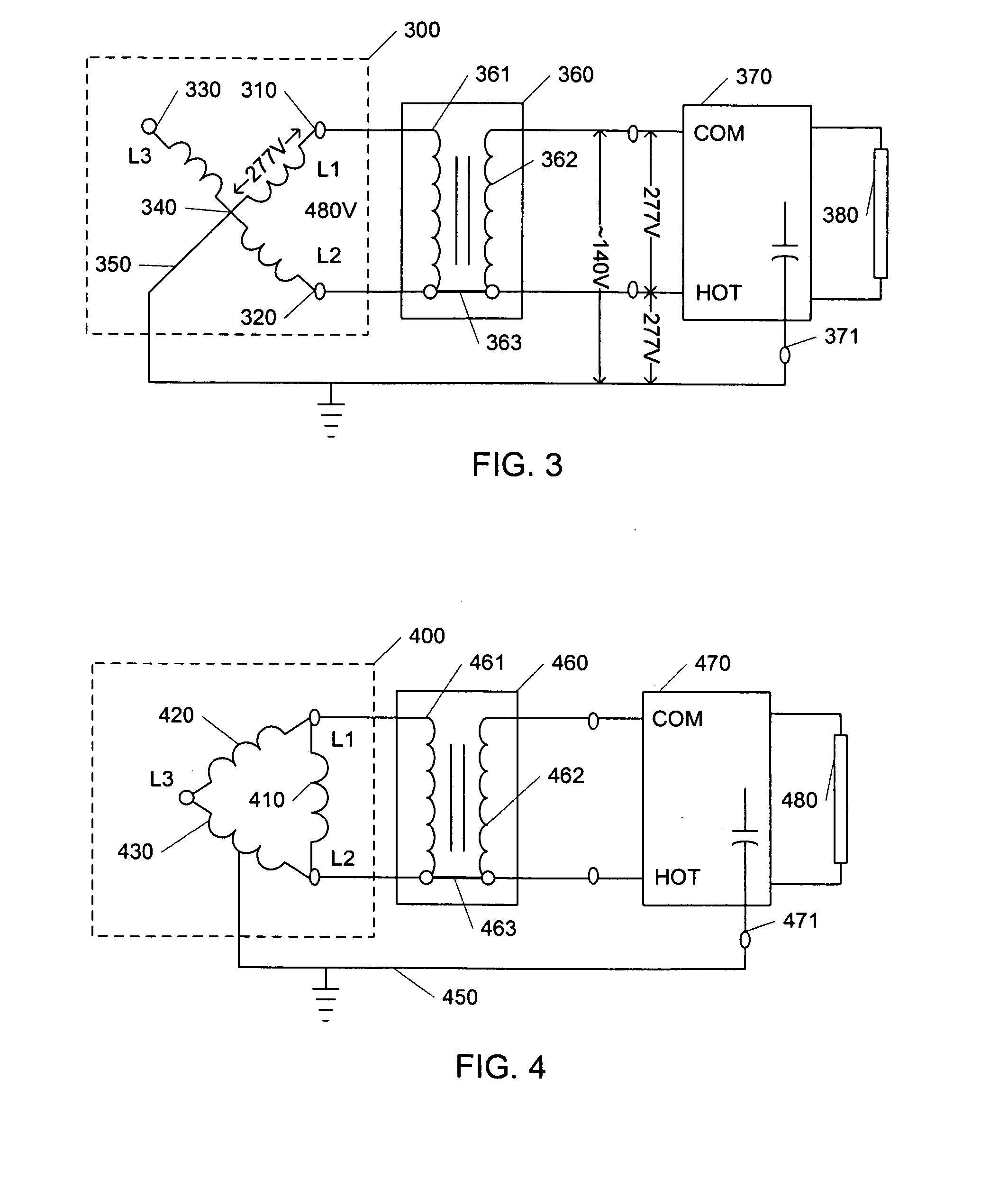 patent us transformer wiring method and apparatus for patent drawing