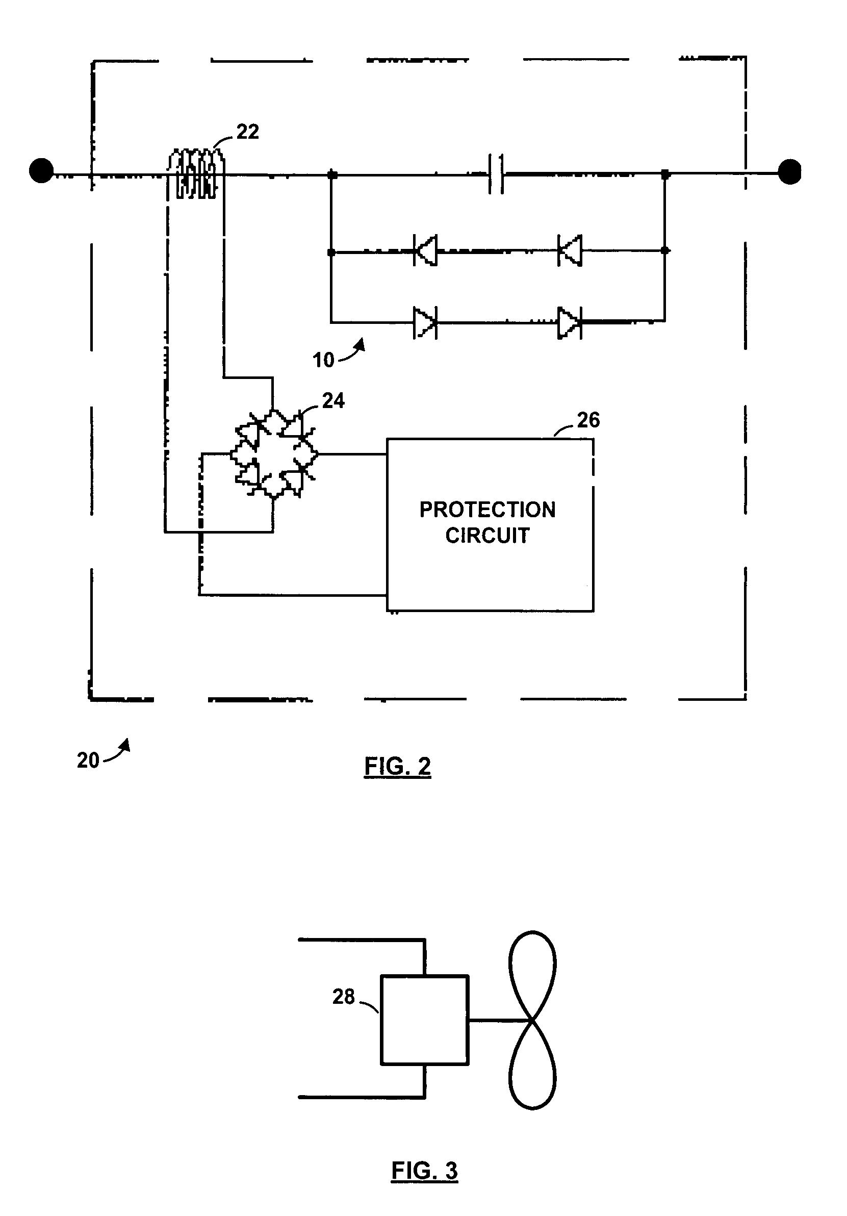 patent us20090213514 - galvanic isolator