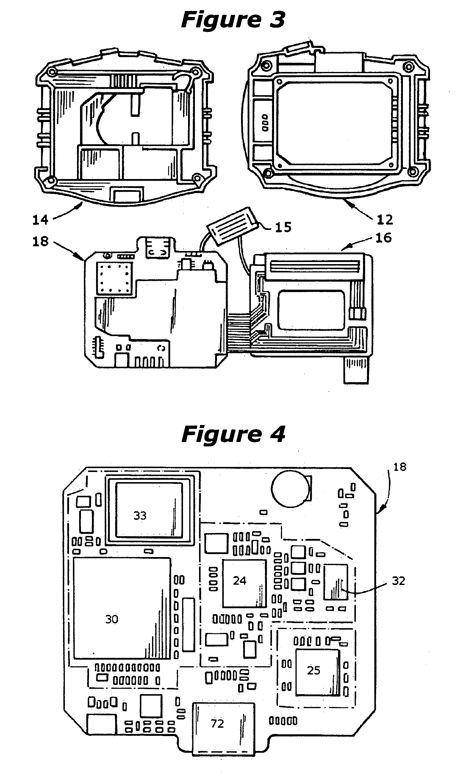 patent us20090231960 - gsm mobile watch phone
