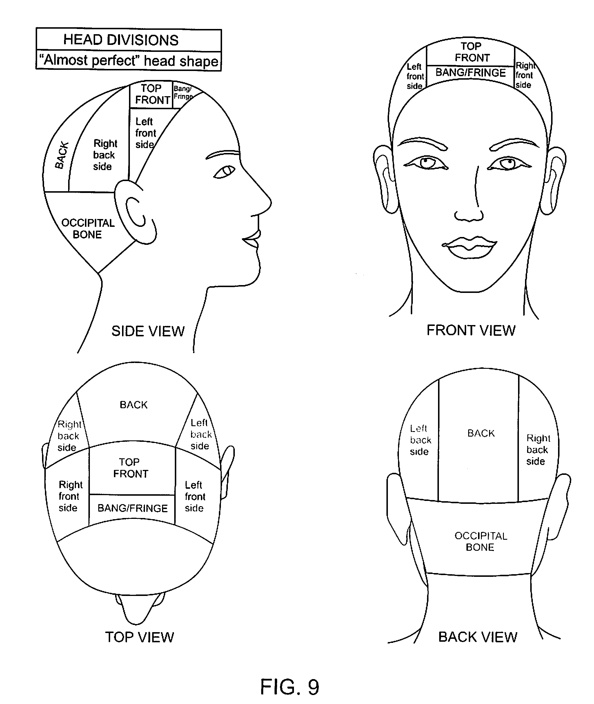 Patent US20090248748 - Method and System for Applying Beauty ...