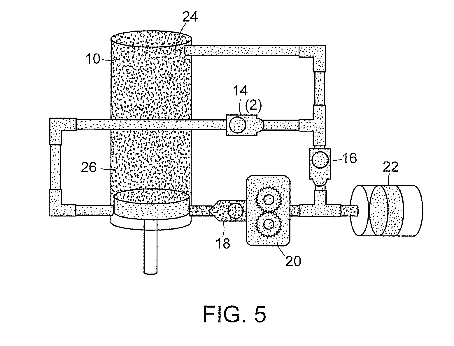 patent us20090260935