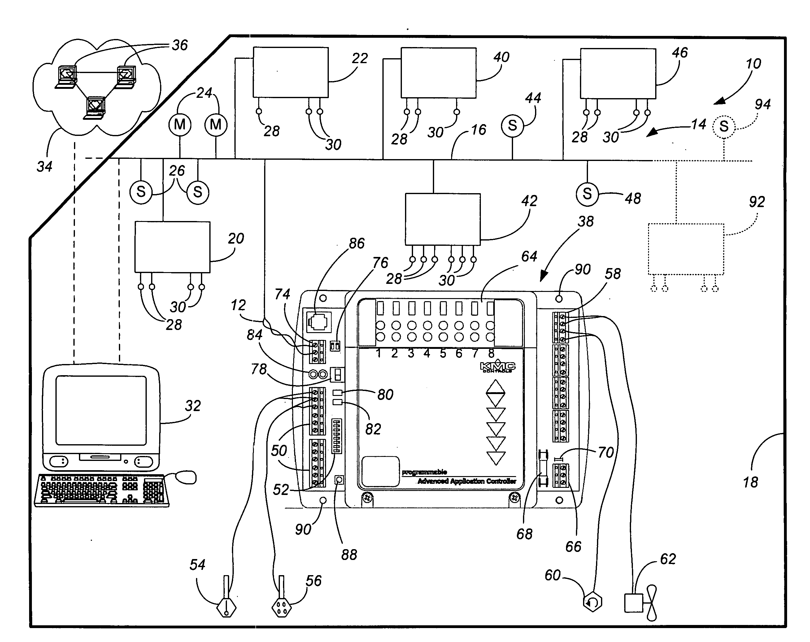 patent us20090271001  tp automatic mac