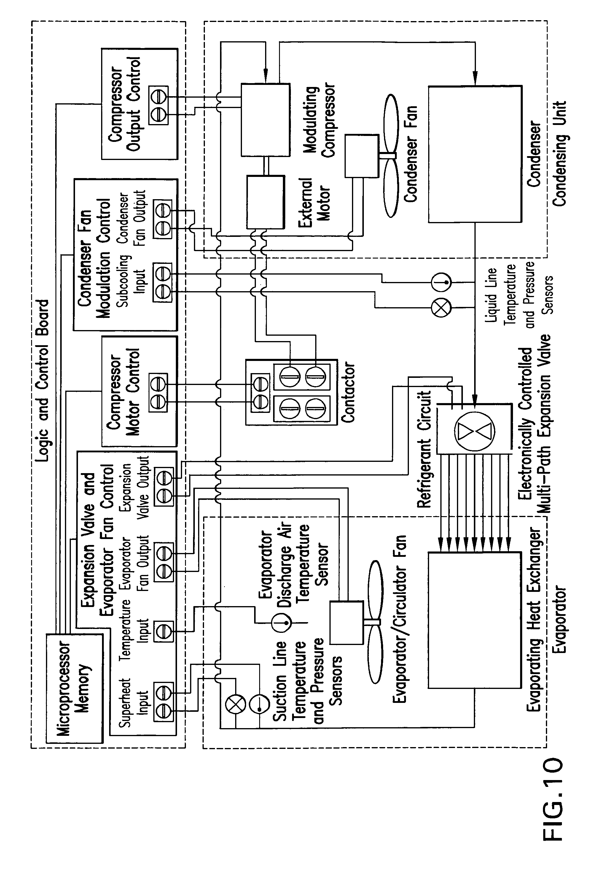 port a cool evaporator fan wiring diagram electronic fuse