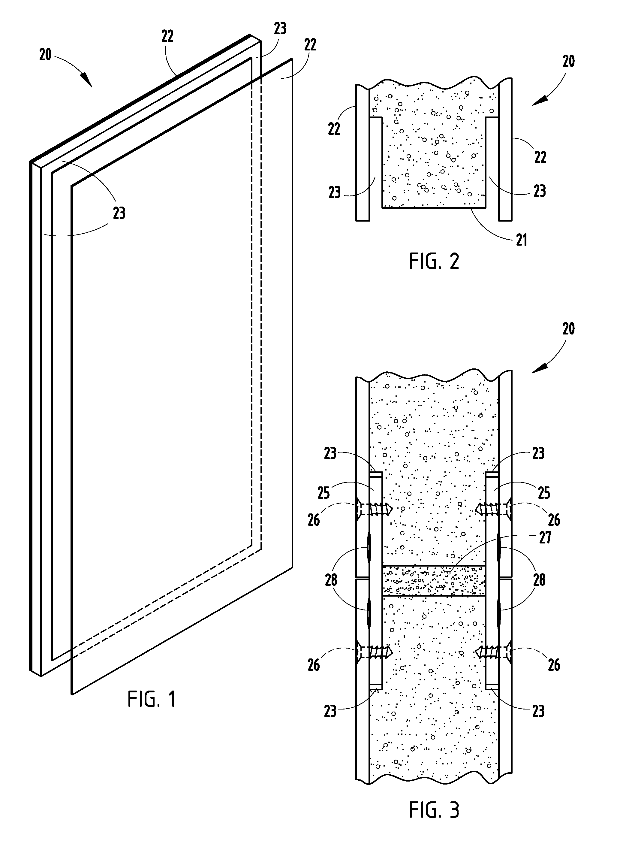 Patent Us20090293395 Structural Insulated Panel System