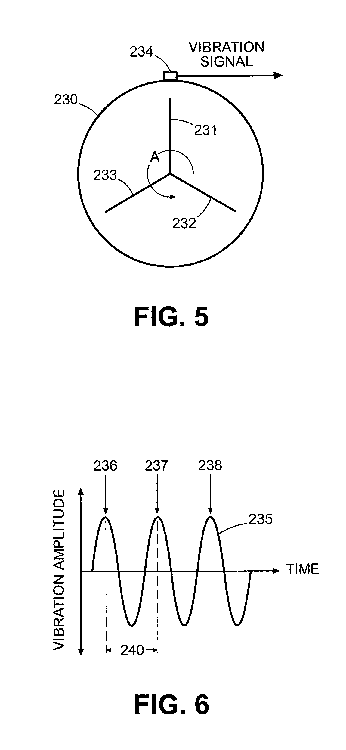 Turbine Engine Vibration Monitoring Systems : Patent us  gas turbine engine systems and