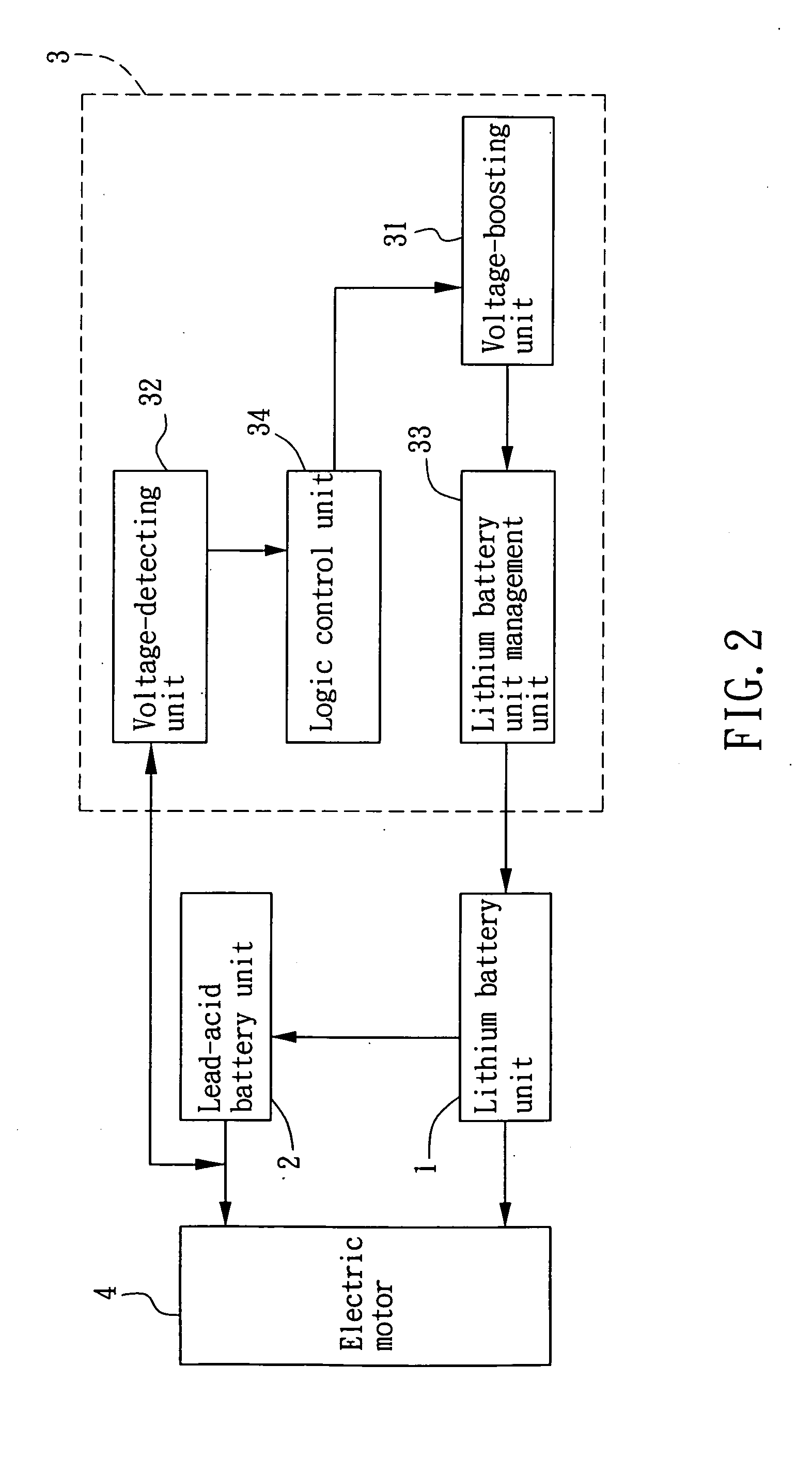 Patent Us20090317696 Compound Battery Device Having Lithium Lead Schematic Drawing