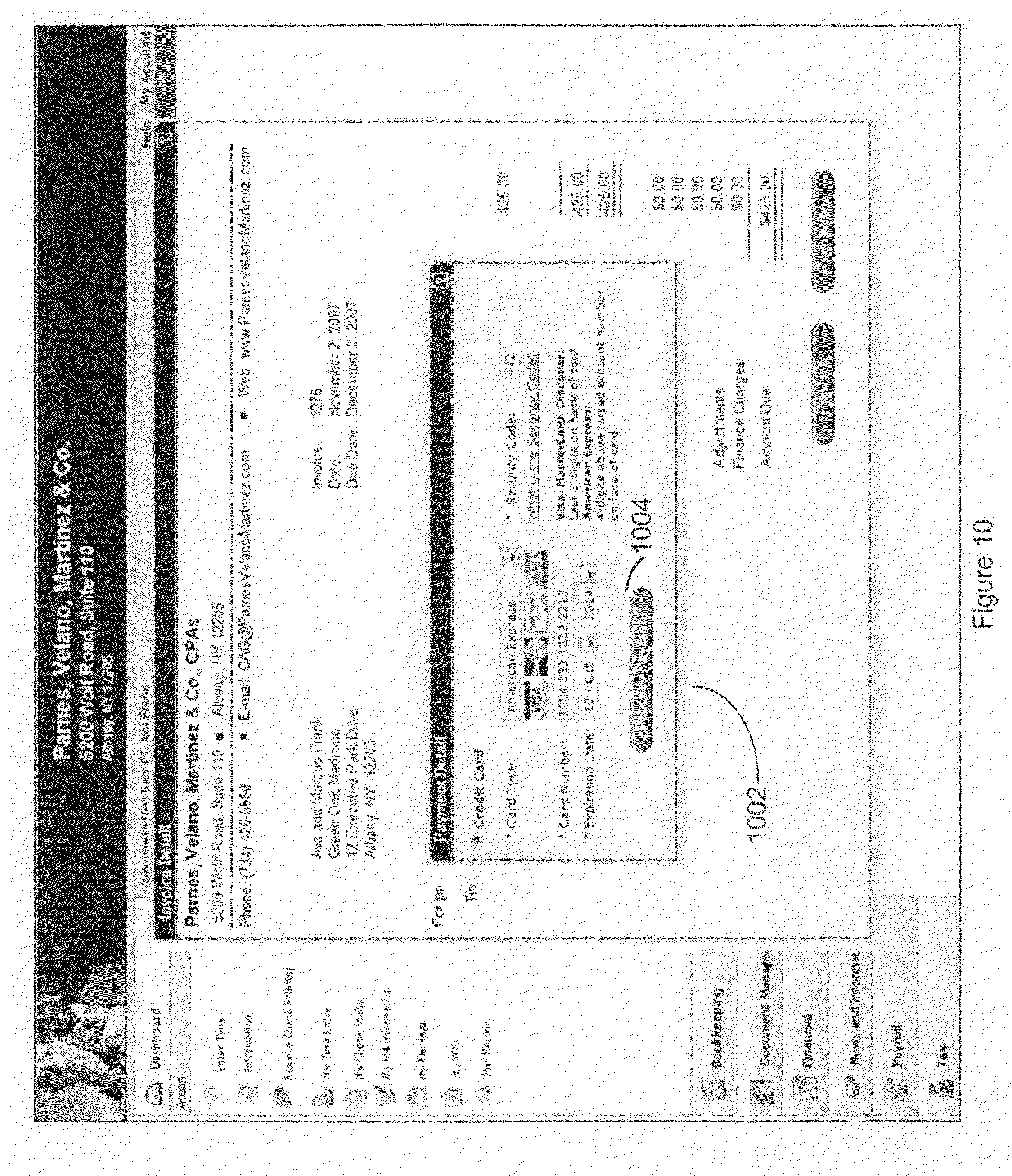 Invoice Php Script Pdf Patent Us  System And Method For Online Bill Payment  Walmart Receipt Lookup Online Word with Nissan Rogue Invoice Excel Patent Drawing New Mexico Gross Receipt Tax