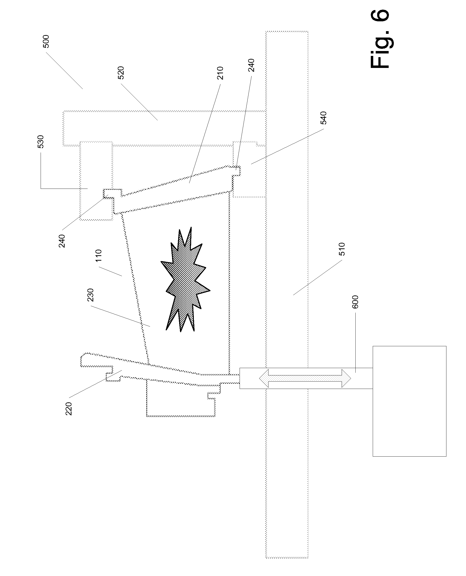 Patent US Method for Correcting Downstream Deflection