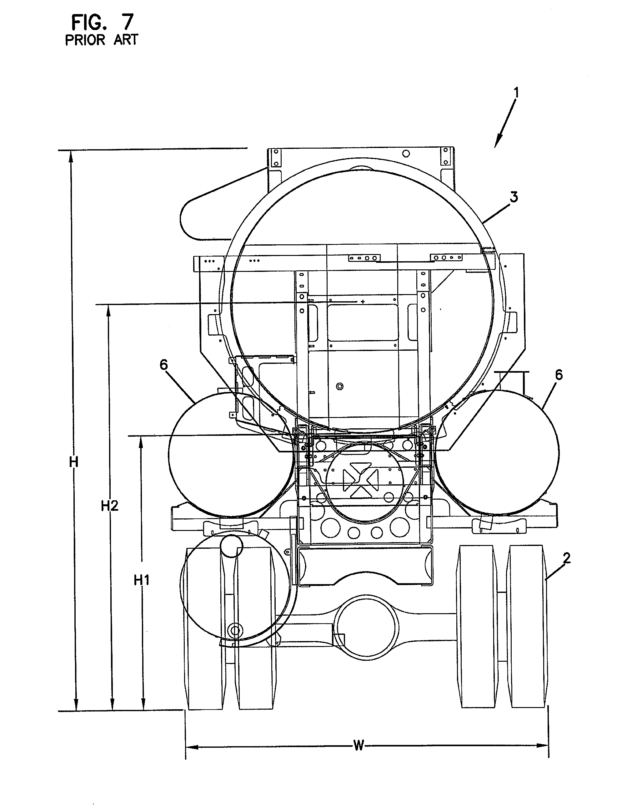Line Drawing Method Ethics : Patent us  refuse truck having double barrel