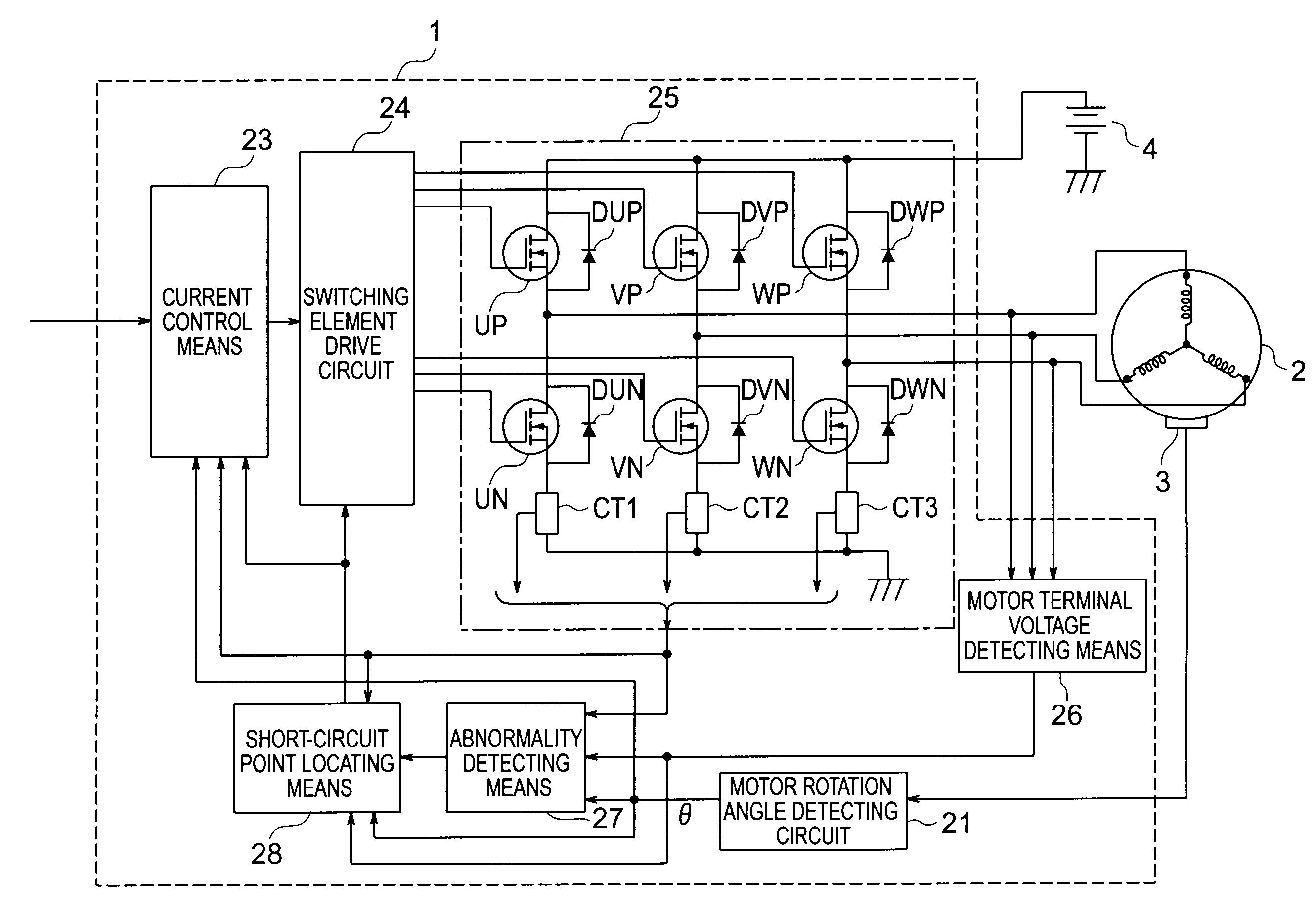 Patent US20100060222 Electric motor control apparatus Google – Diehl Electric Motors Wiring Diagram