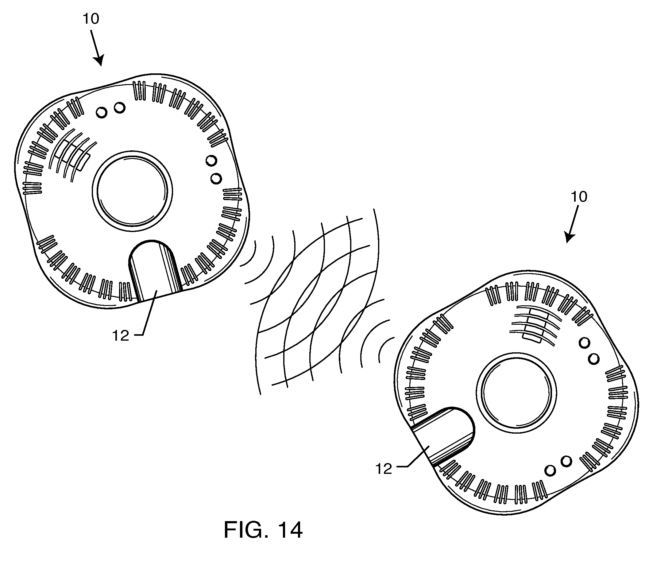 patent us20100073172  smoke detector