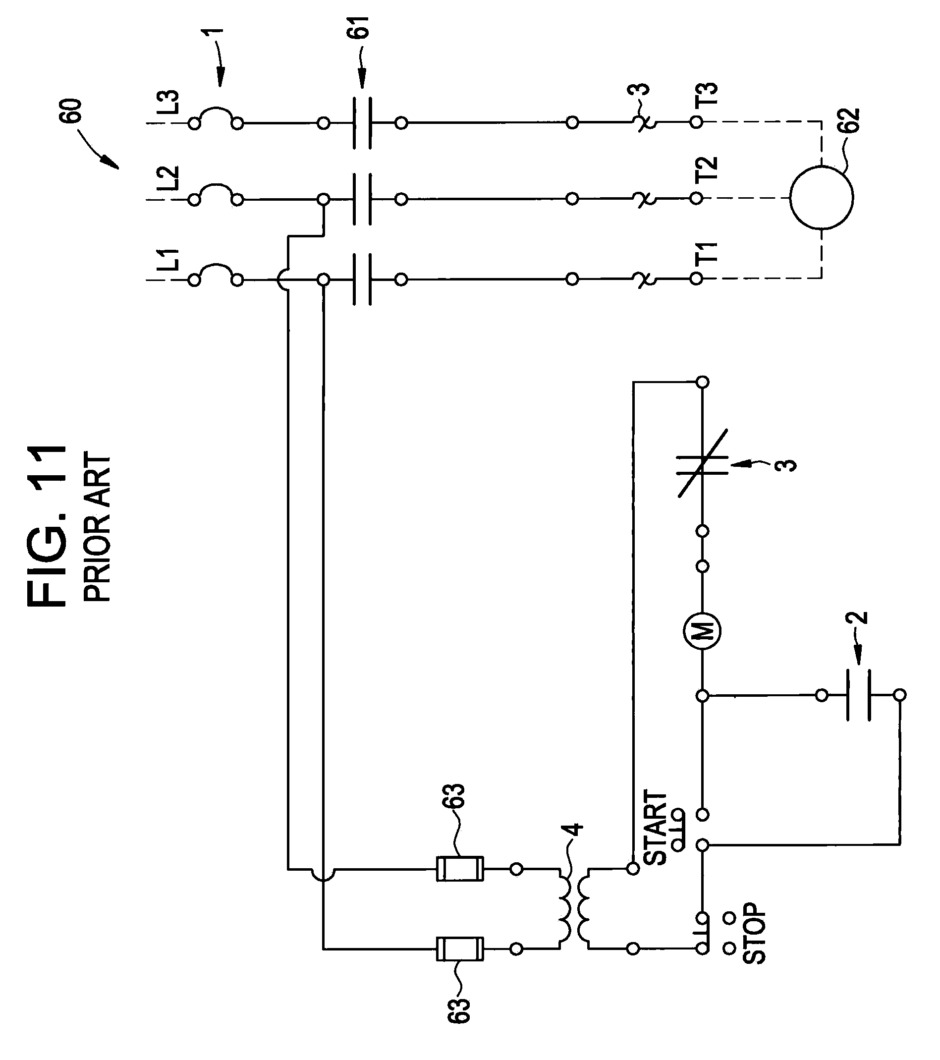 US20100085677A1 20100408 D00011 square d temperature controller buckeyebride com eaton contactor wiring diagram at panicattacktreatment.co