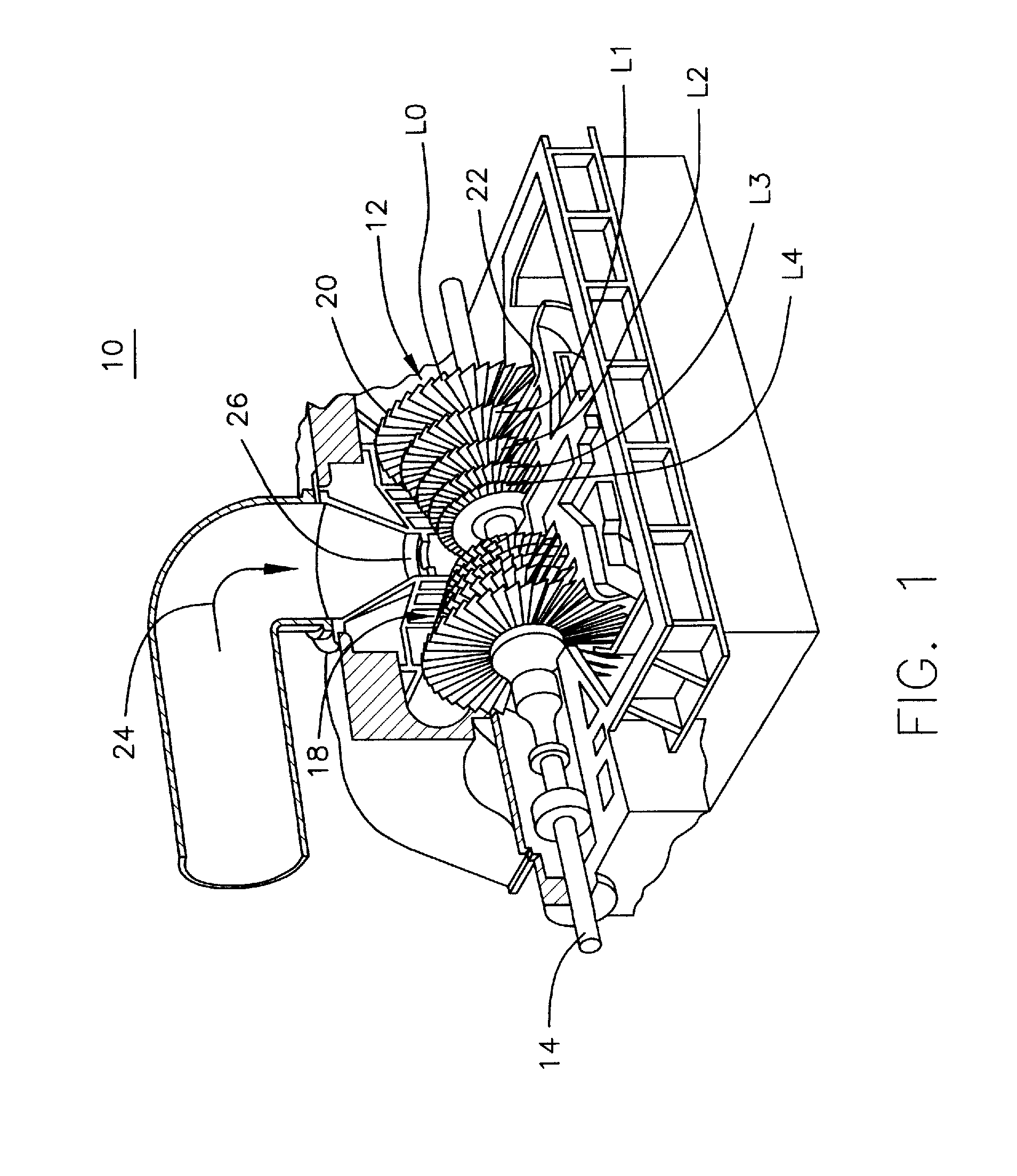 Patent US Steam turbine rotating blade for a low
