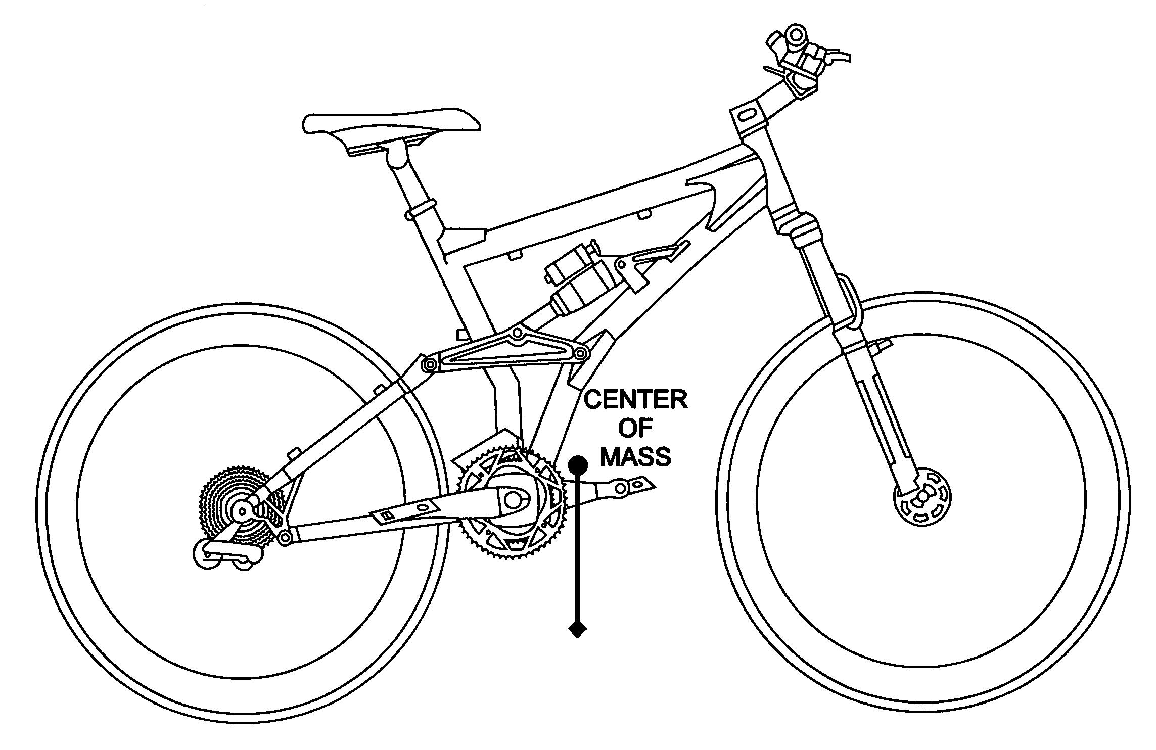 Line Drawing Bike : Mountain bike line drawing imgkid the image