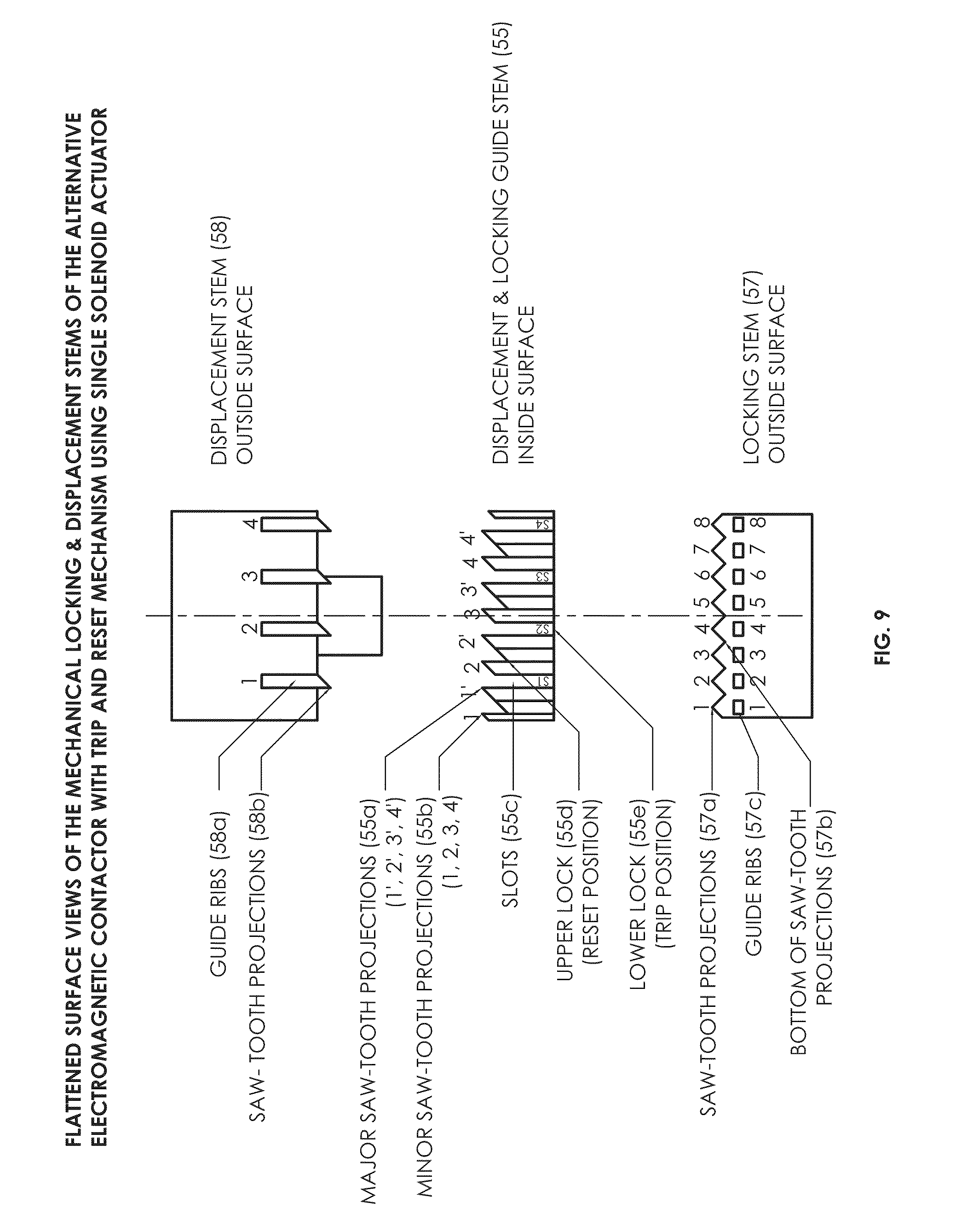 Patent US Arc Fault Circuit Interrupter Systems - Neutral displacement relay working principle