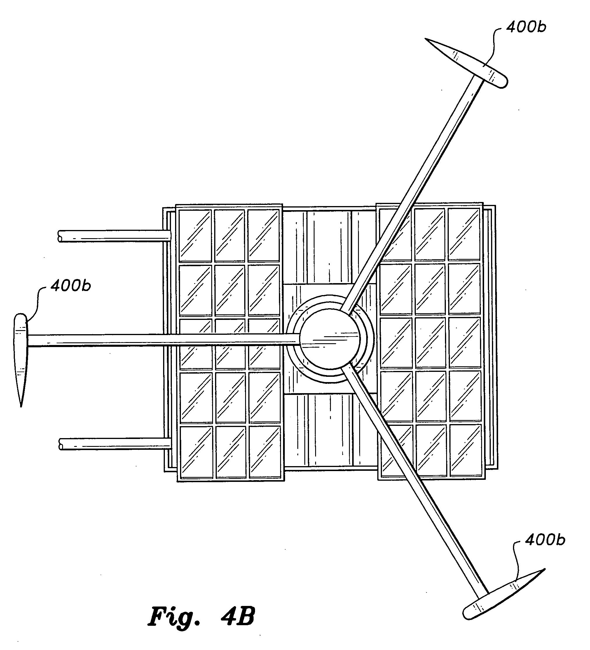 Patent US Portable and autonomous desalination system
