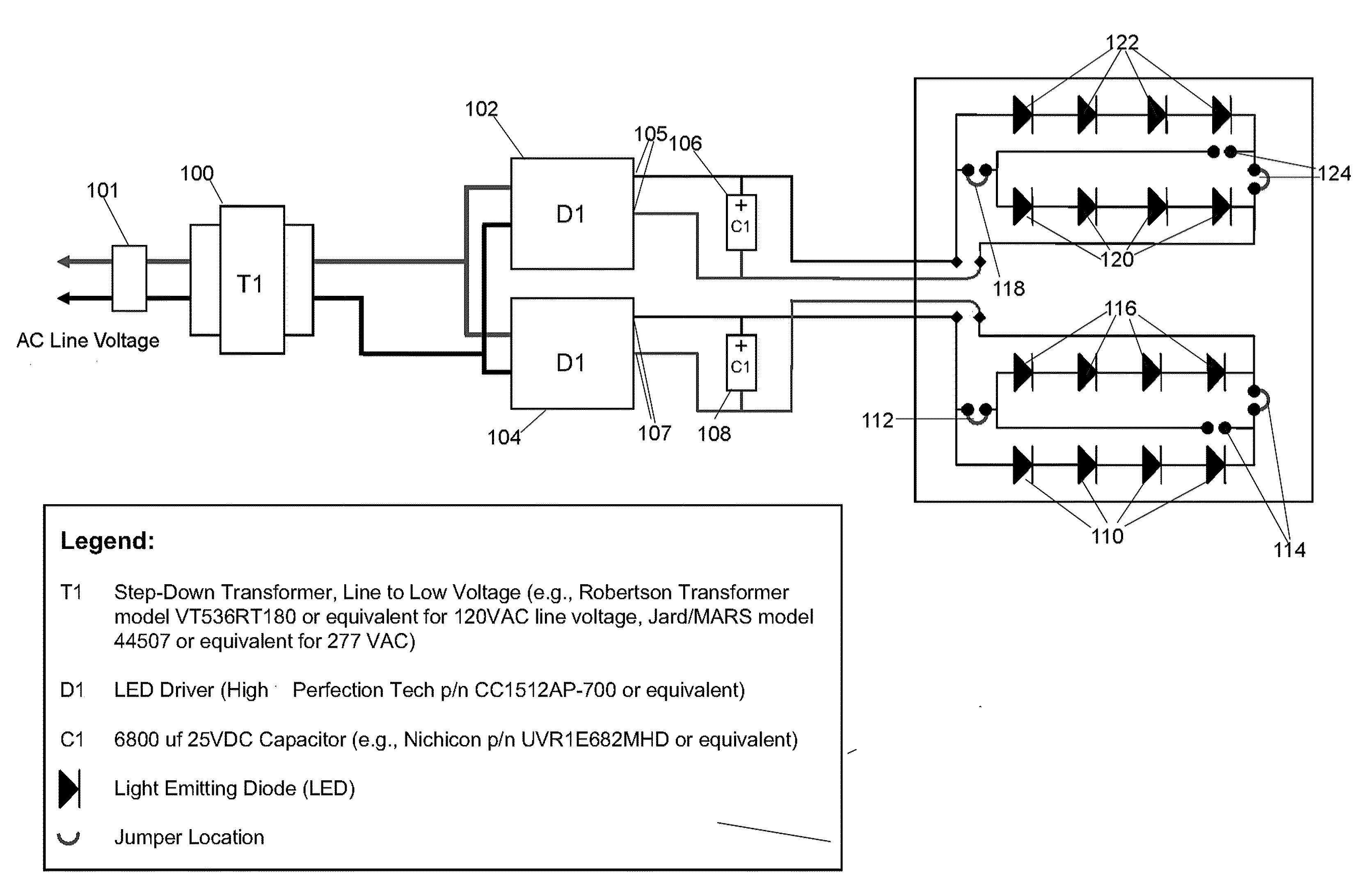 Brevet Us20100109552 Light Dimmer Circuit Google Brevets Diagram Patent Drawing