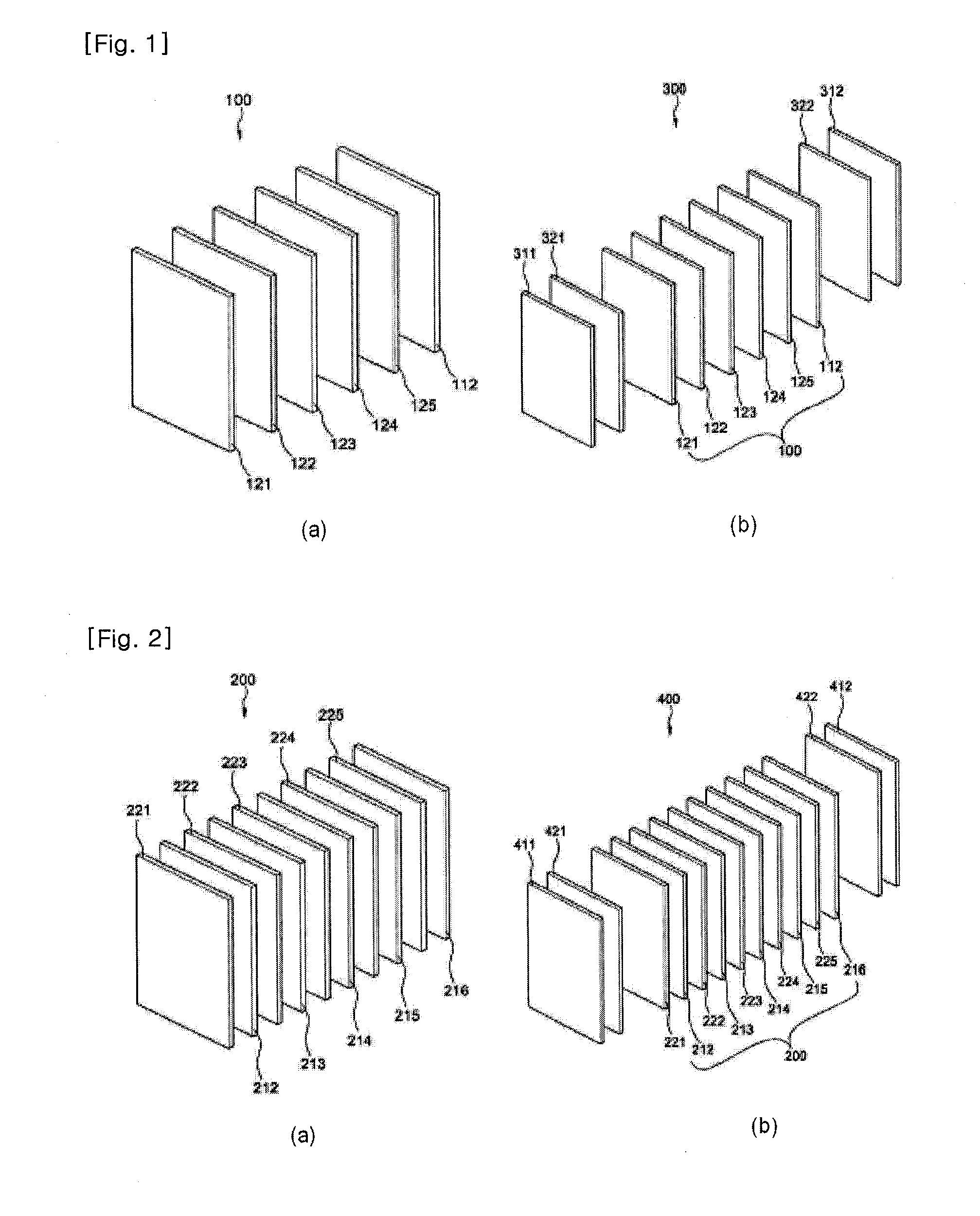 Patent Us20100118376 Multi Layered Photochromic Sheet