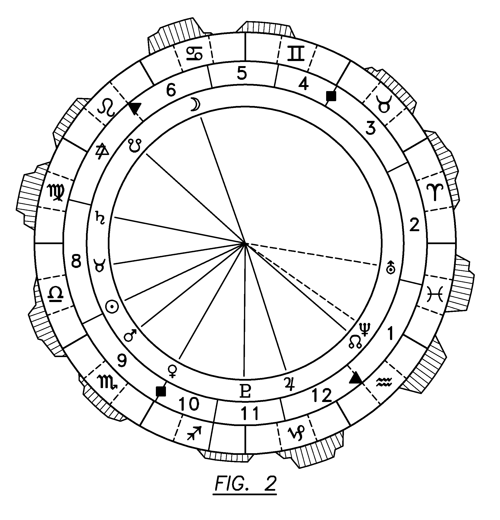 patent us20100145619 - computation of energy values for zodiac degrees