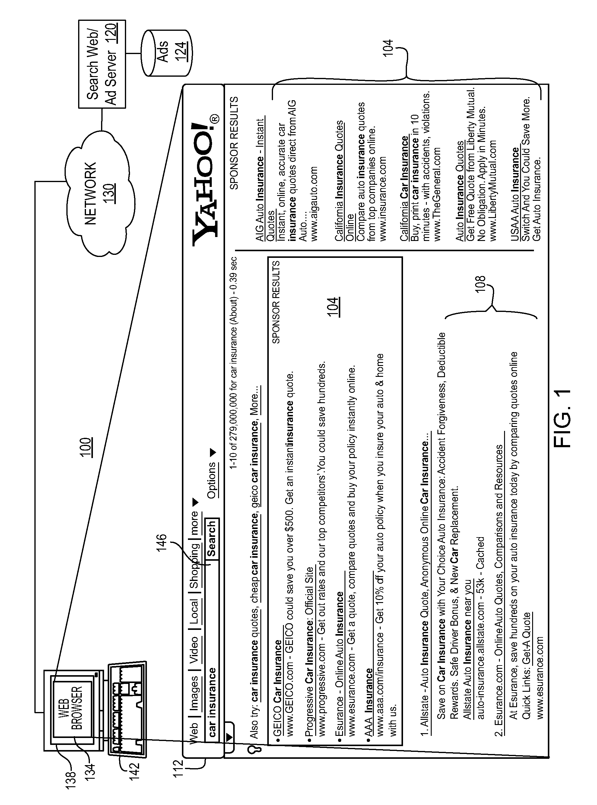 Esurance Quote Patent Us20100161605  Context Transfer In Search Advertising