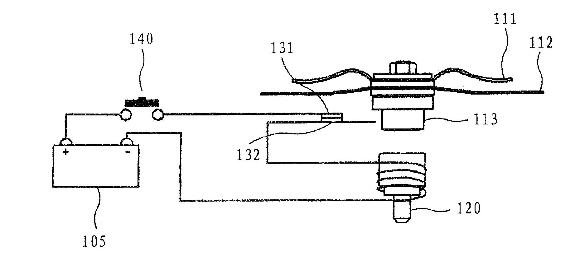 sparton horn sa model restoration wiring diagrams