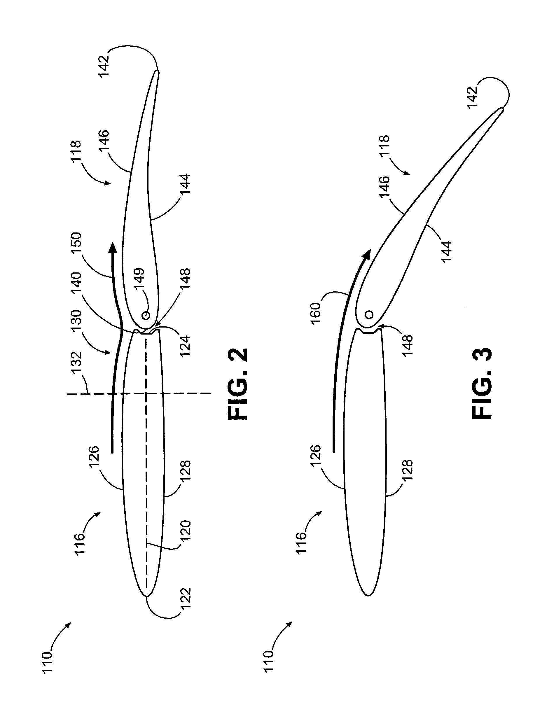 Patent US Inlet Guide Vanes and Gas Turbine Engine