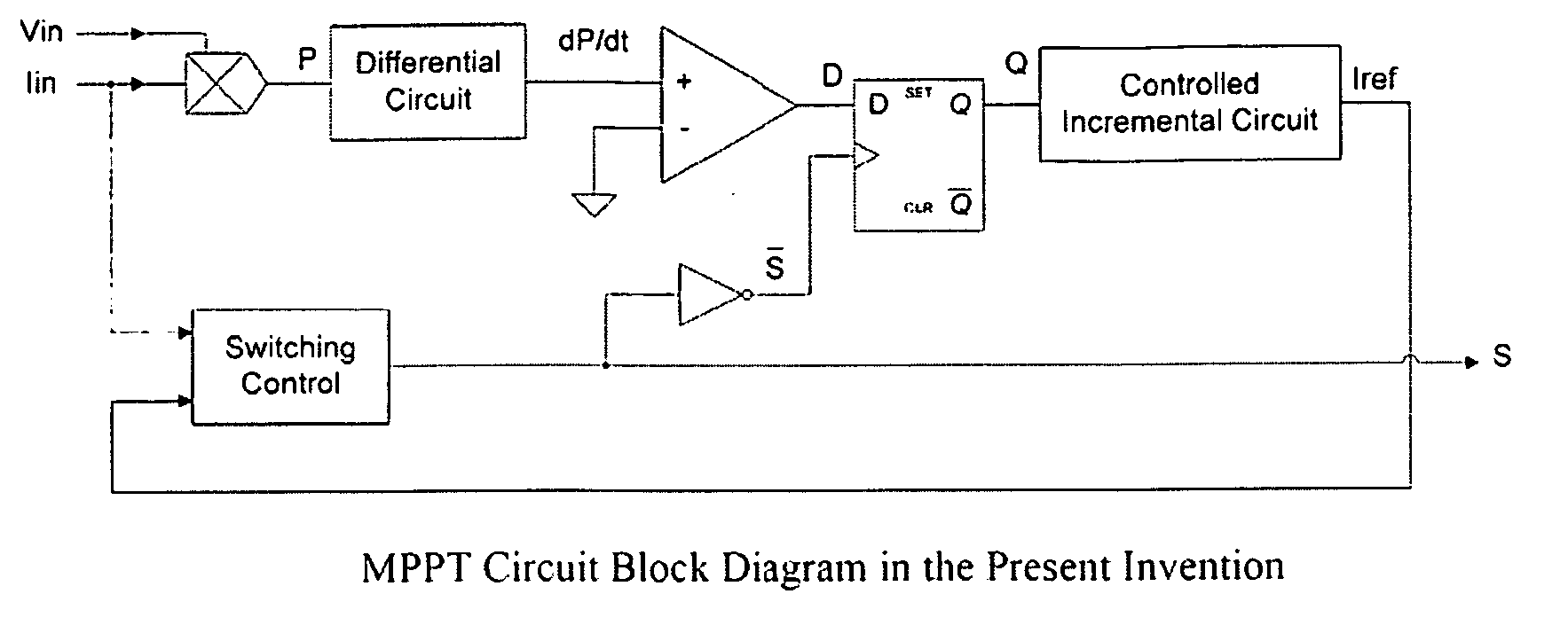 Circuit Diagram Powerpoint Wiring Library Mppt Patent Drawing