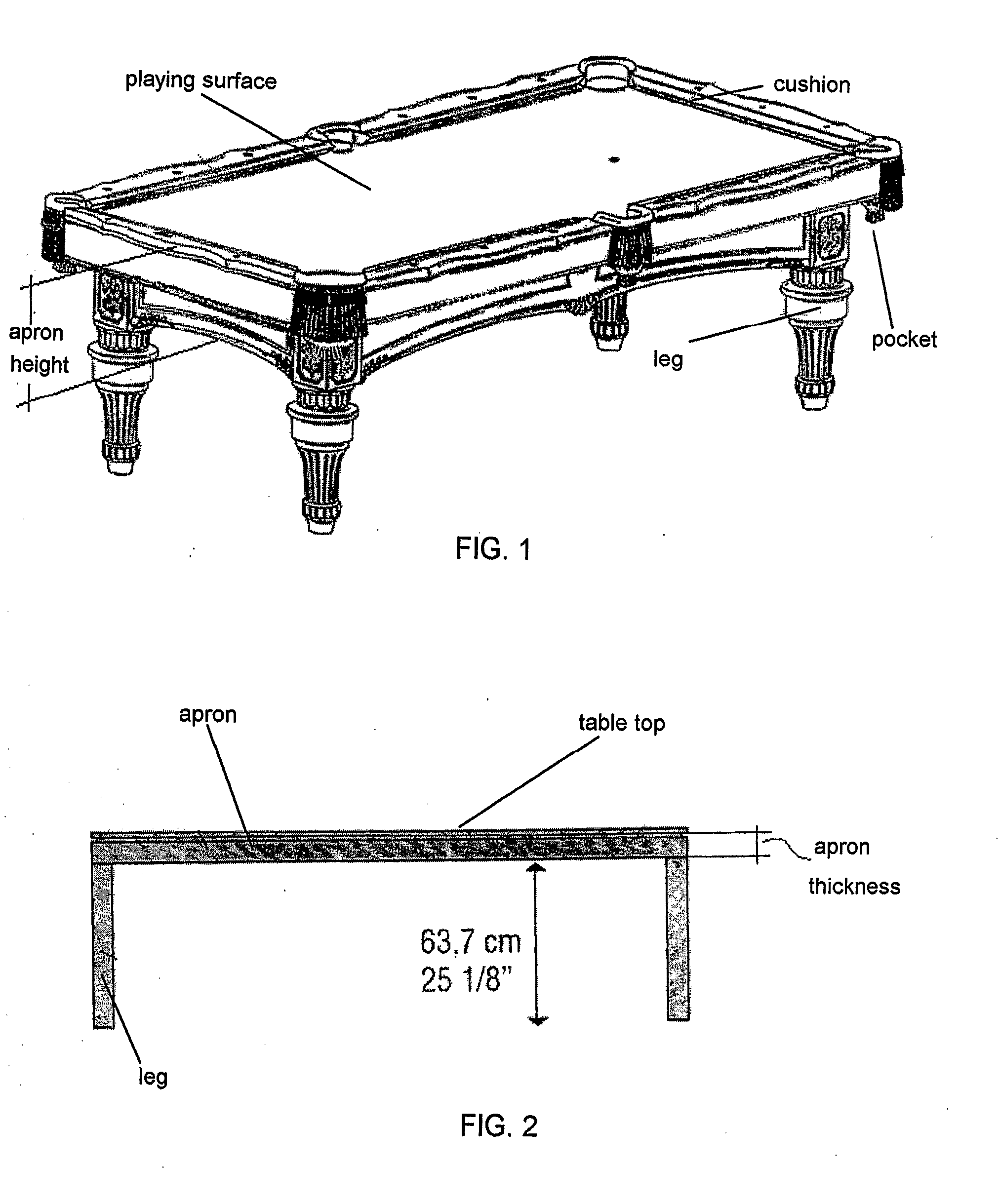 patent us20100173718 convertible dining   billiard table