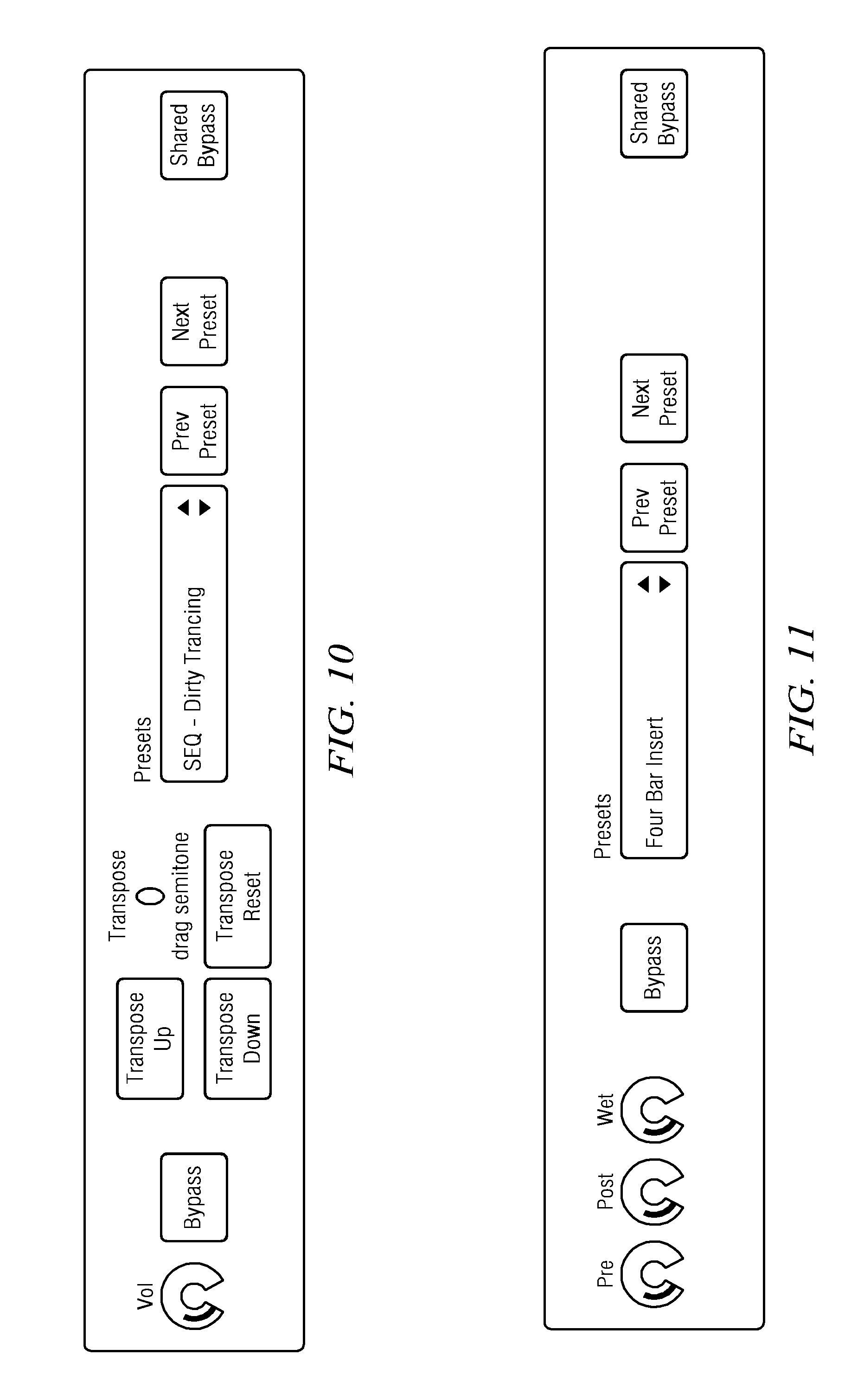patent us universal music production system with