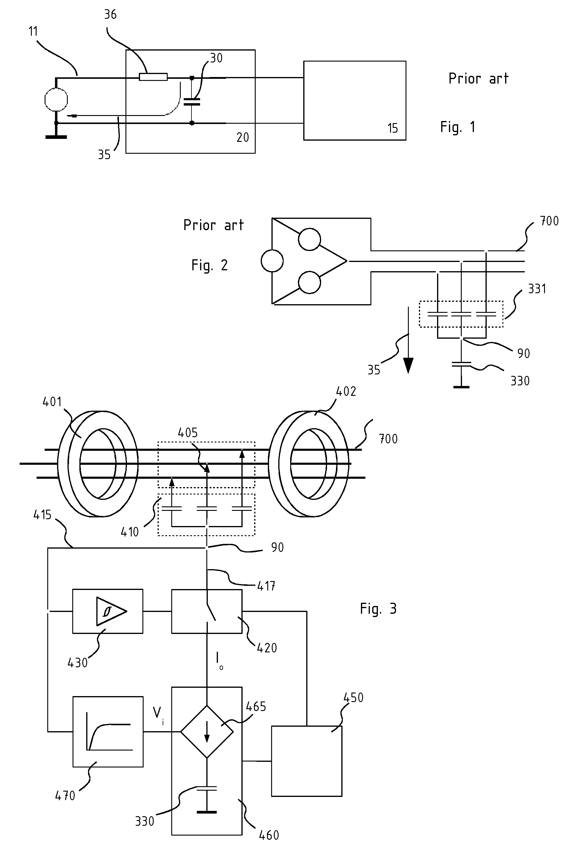 Patent Us20100182100 Emc Filter Google Patents Figure 417b Capacitor Circuit Positive And Negative Half Drawing