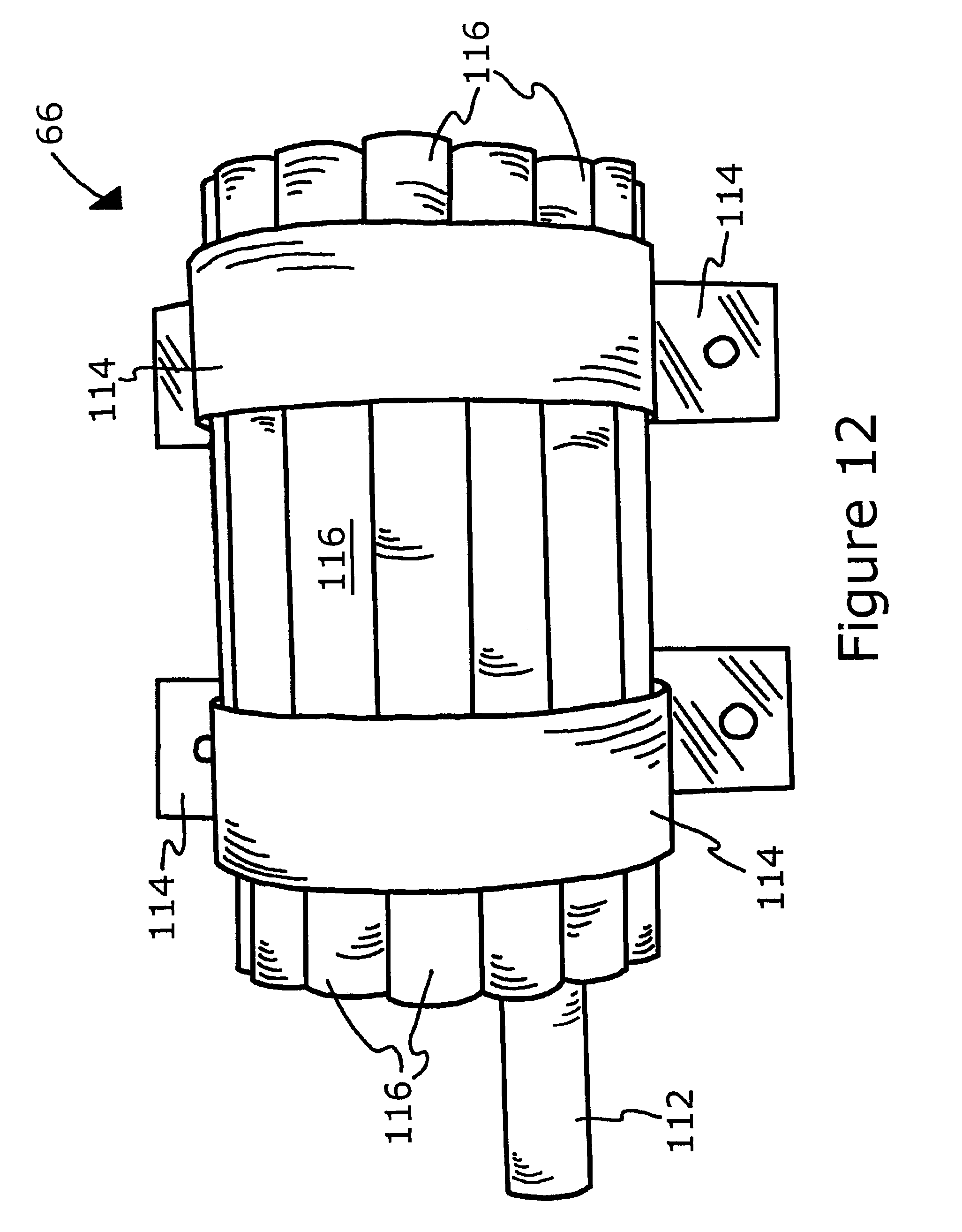 patent us20100187321 - home heating system utilizing electrolysis of water
