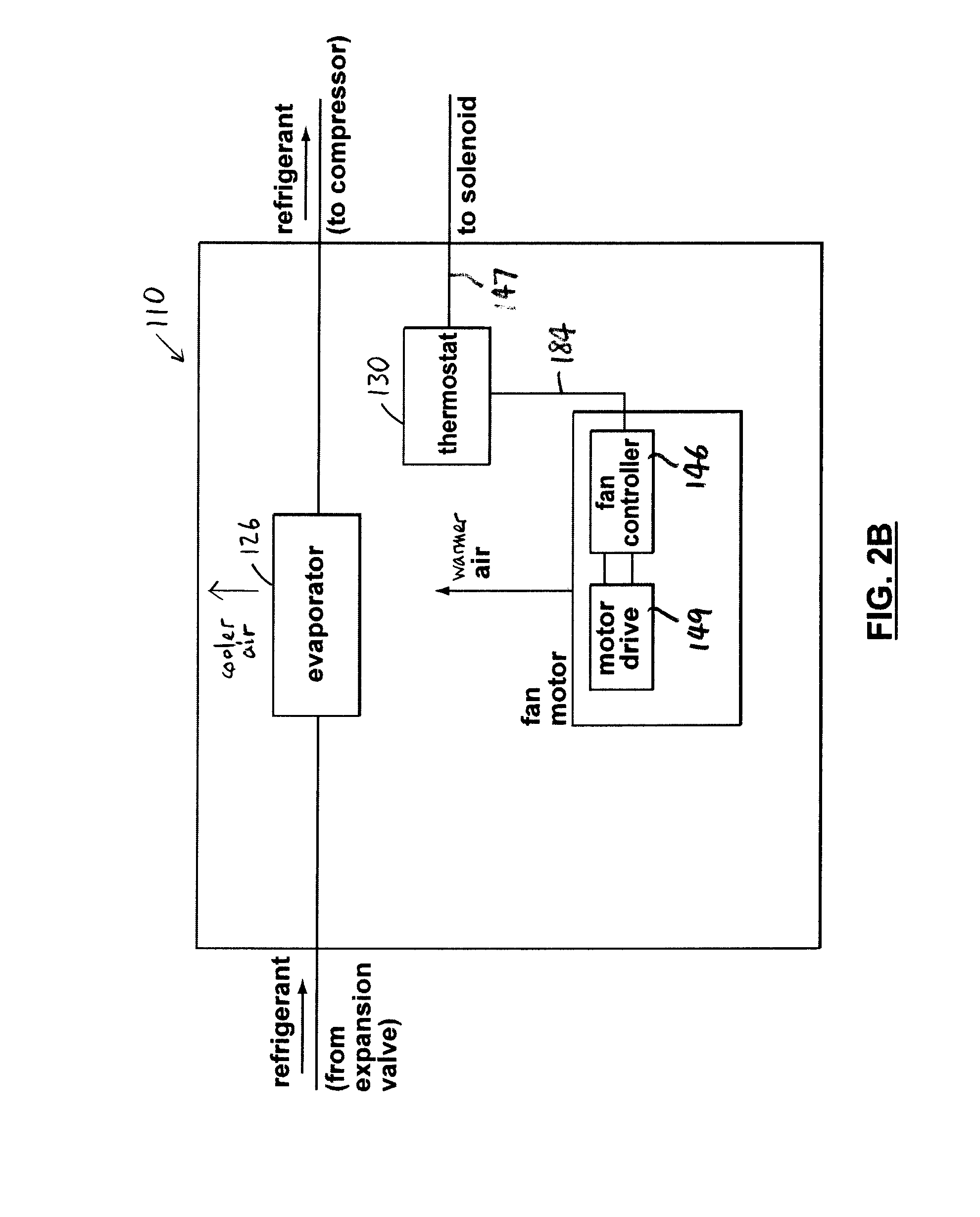 Patent Us20100192618 Evaporator Assembly Google Patents Typical Wiring Diagrams Drawing