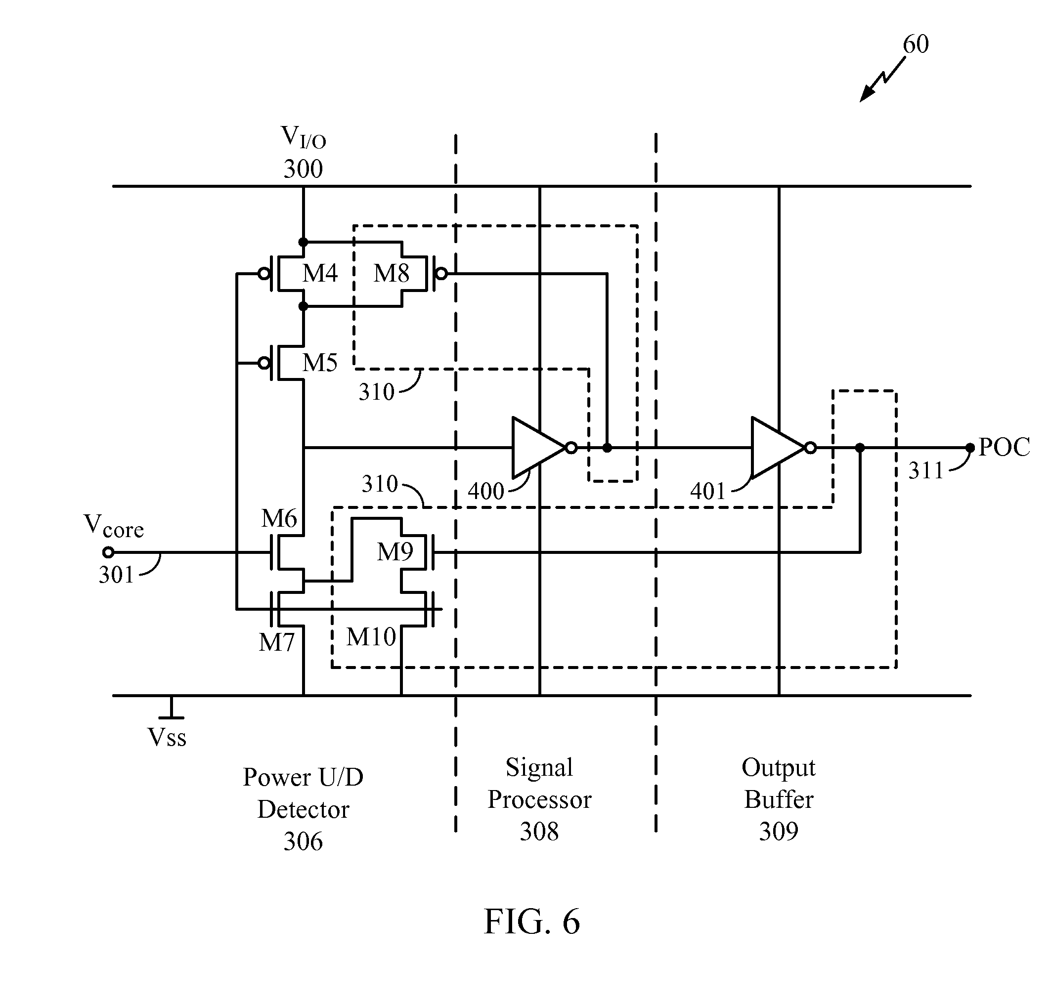 Patent US20100194200 - Multiple Supply-Voltage Power-Up/Down ...