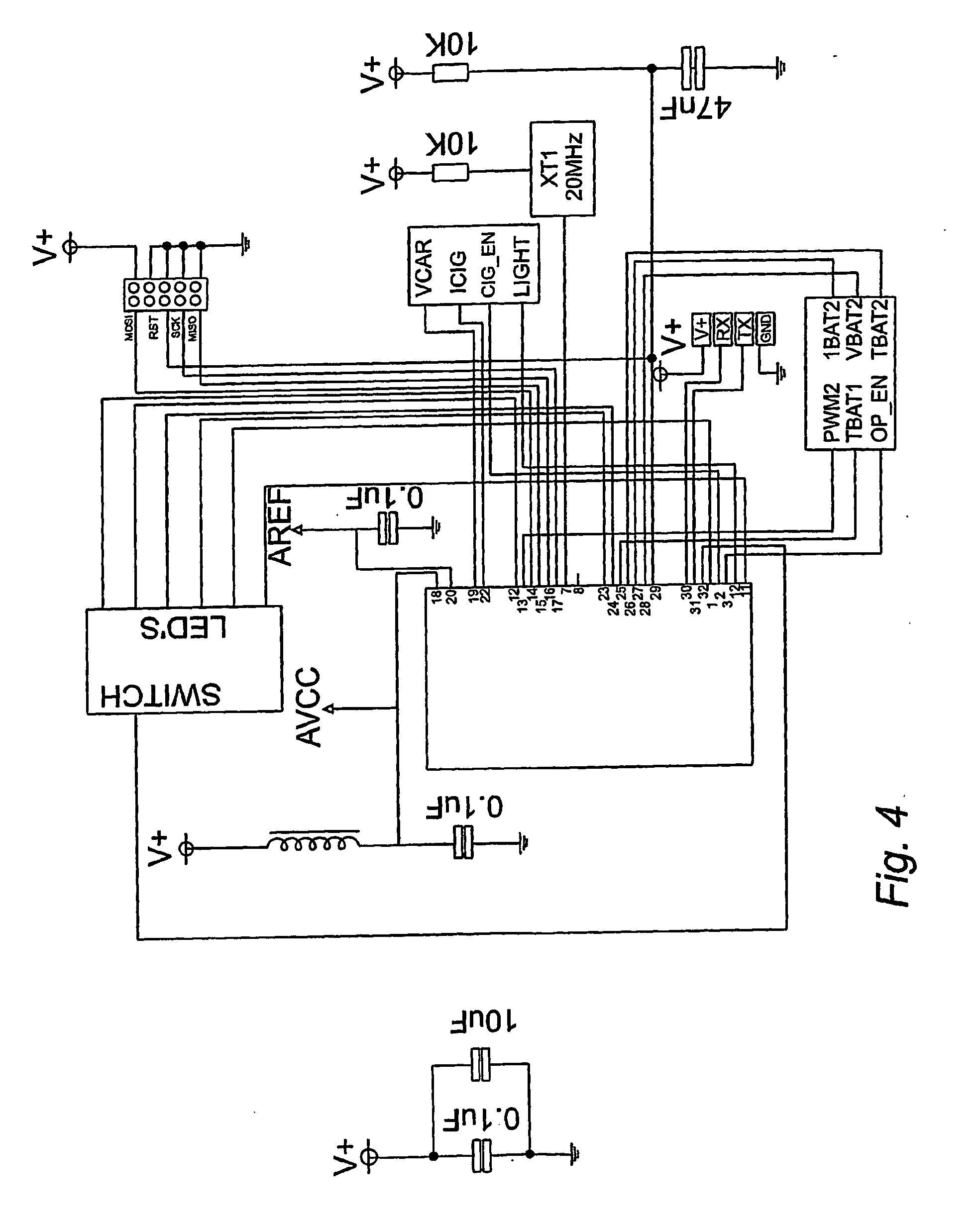 US20100213889A1 20100826 D00002 yamaha golf cart electrical diagram yamaha g1 golf cart wiring Potentiometer Motor Wiring Diagram at aneh.co