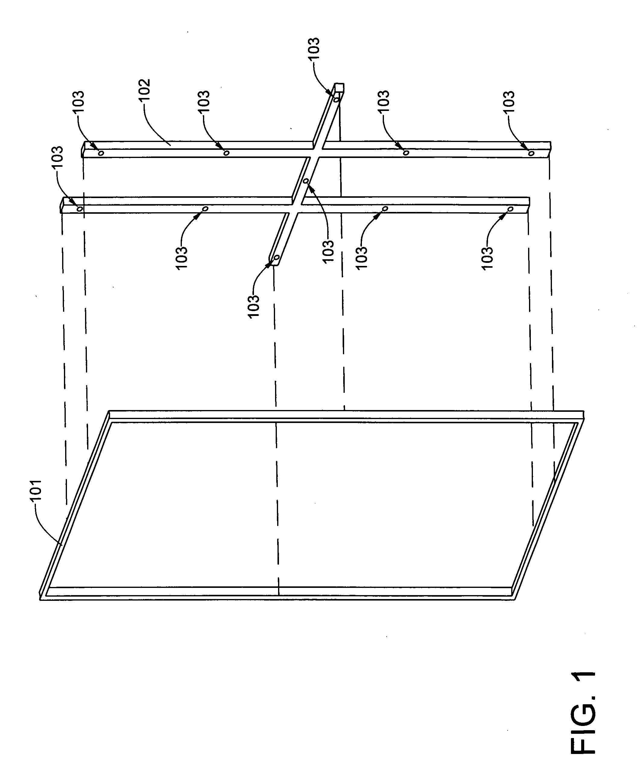 Fake Window Muntins Patent Us20100236167 Divided Light Windows Having Magnetically
