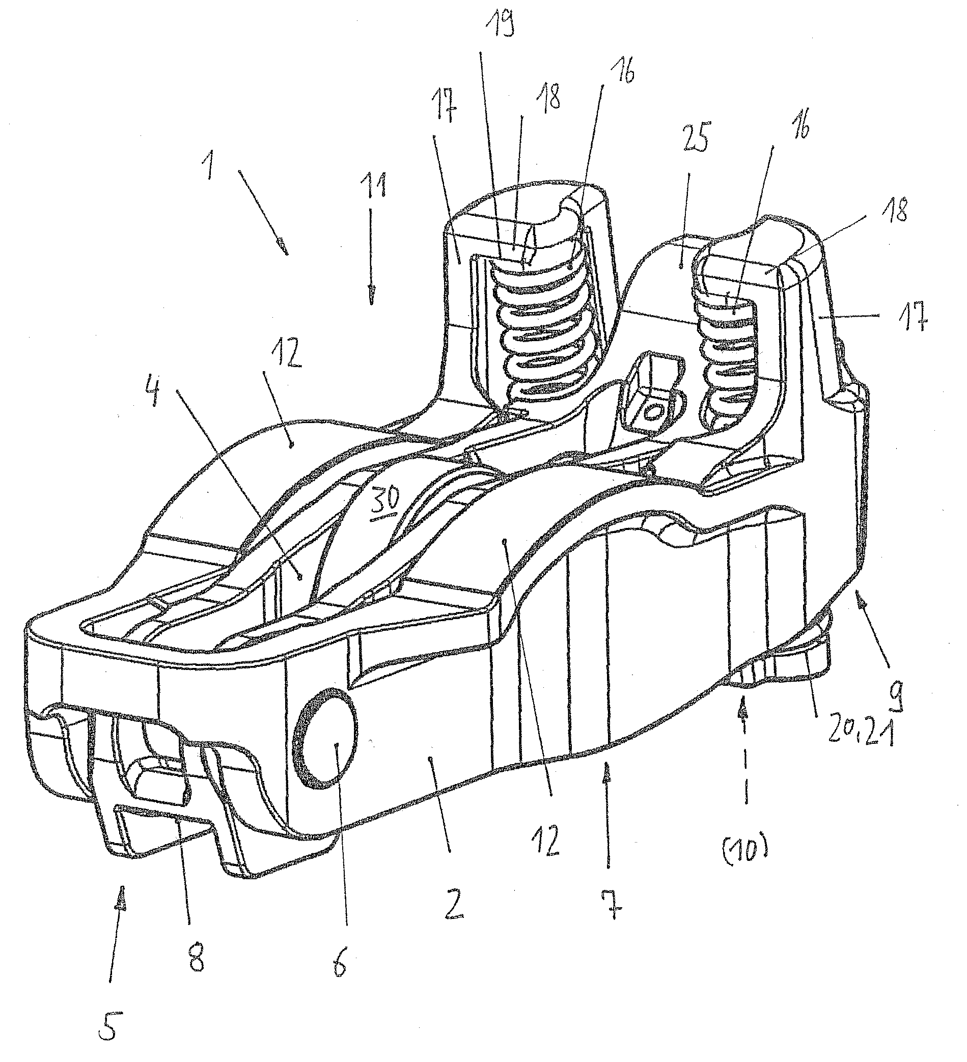 Combustion Engine Lever : Patent us  switchable cam follower of a valve