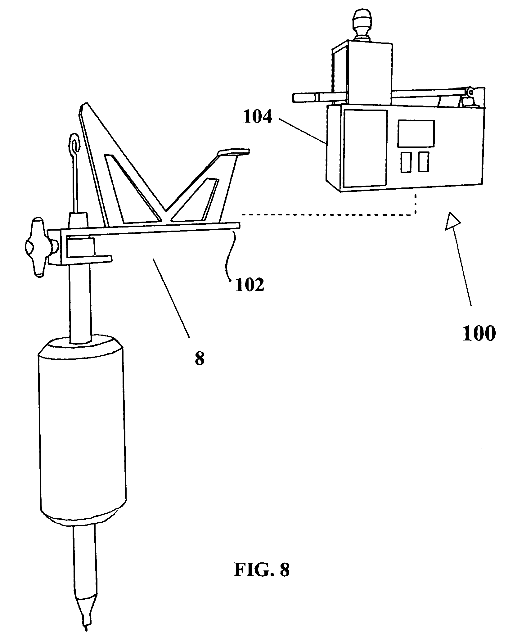 Patent us  retrofit control system and power