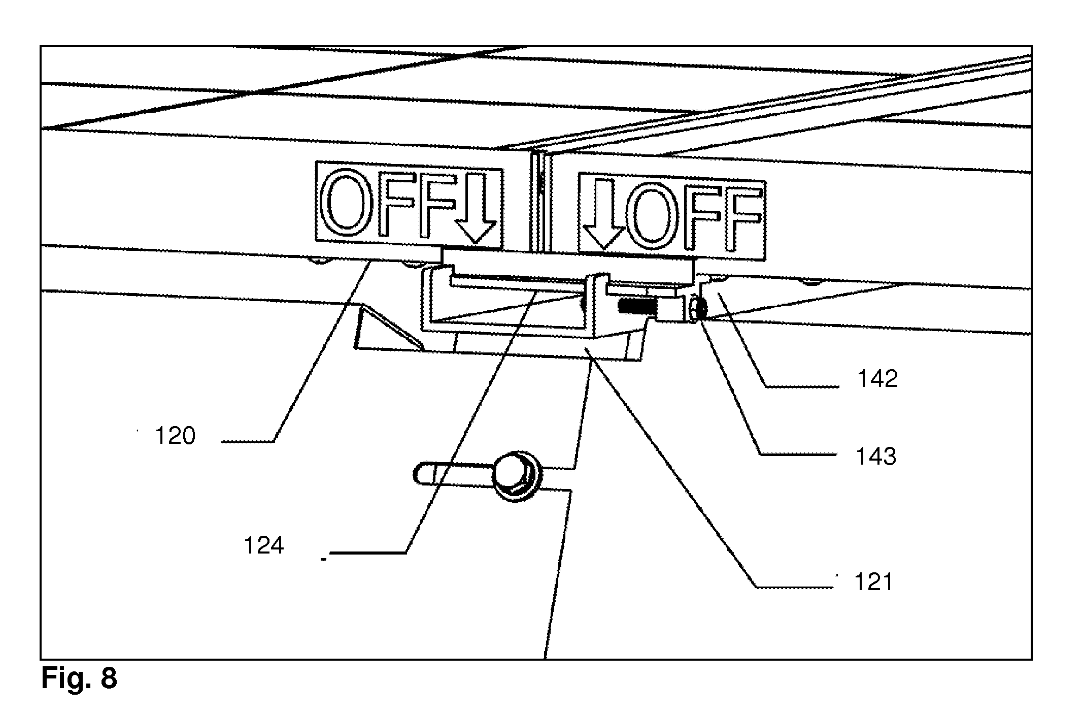 patent us20100243023 flat roof mounted solar panel support