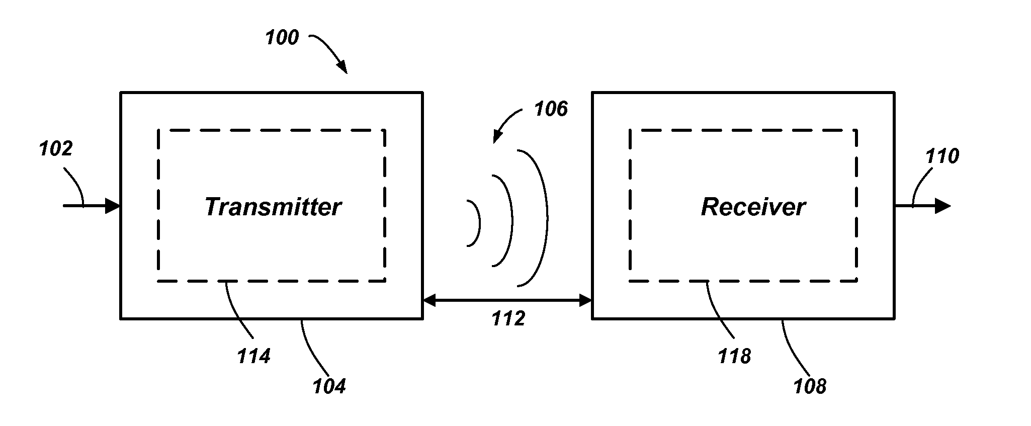 Patent Us20100248622 Tracking Receiver Devices With Wireless Power Is A Typical Block Diagram Of Optical Mouse Transmitter Drawing