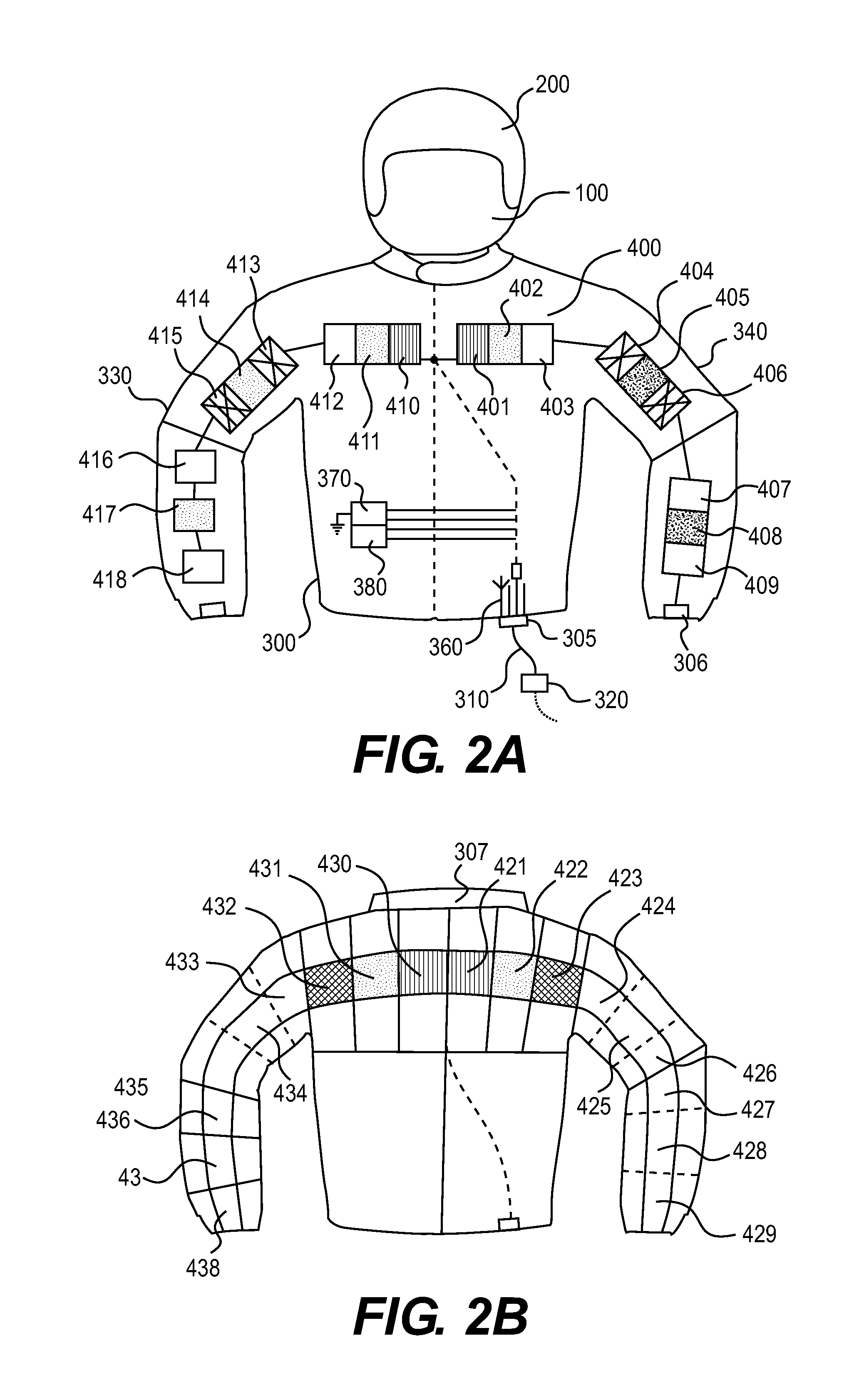 Patent Us20100253501 Synchronized Luminated Safety Apparel Motor Company Tail Light Circuit Board Pair Led Bulbs W Flasher Drawing