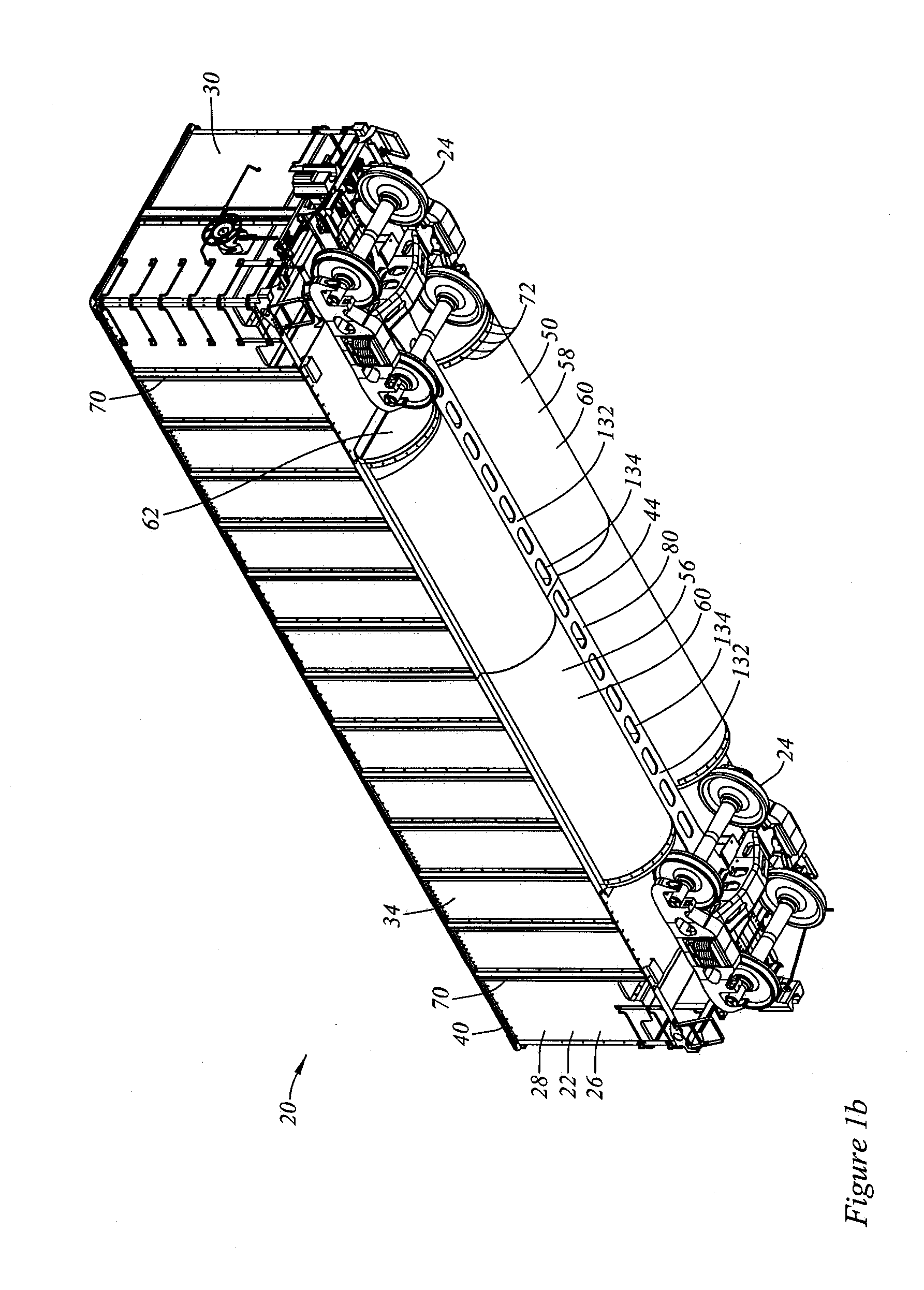 Patent us20100258031 railroad car center sill structure for Sill plate definition