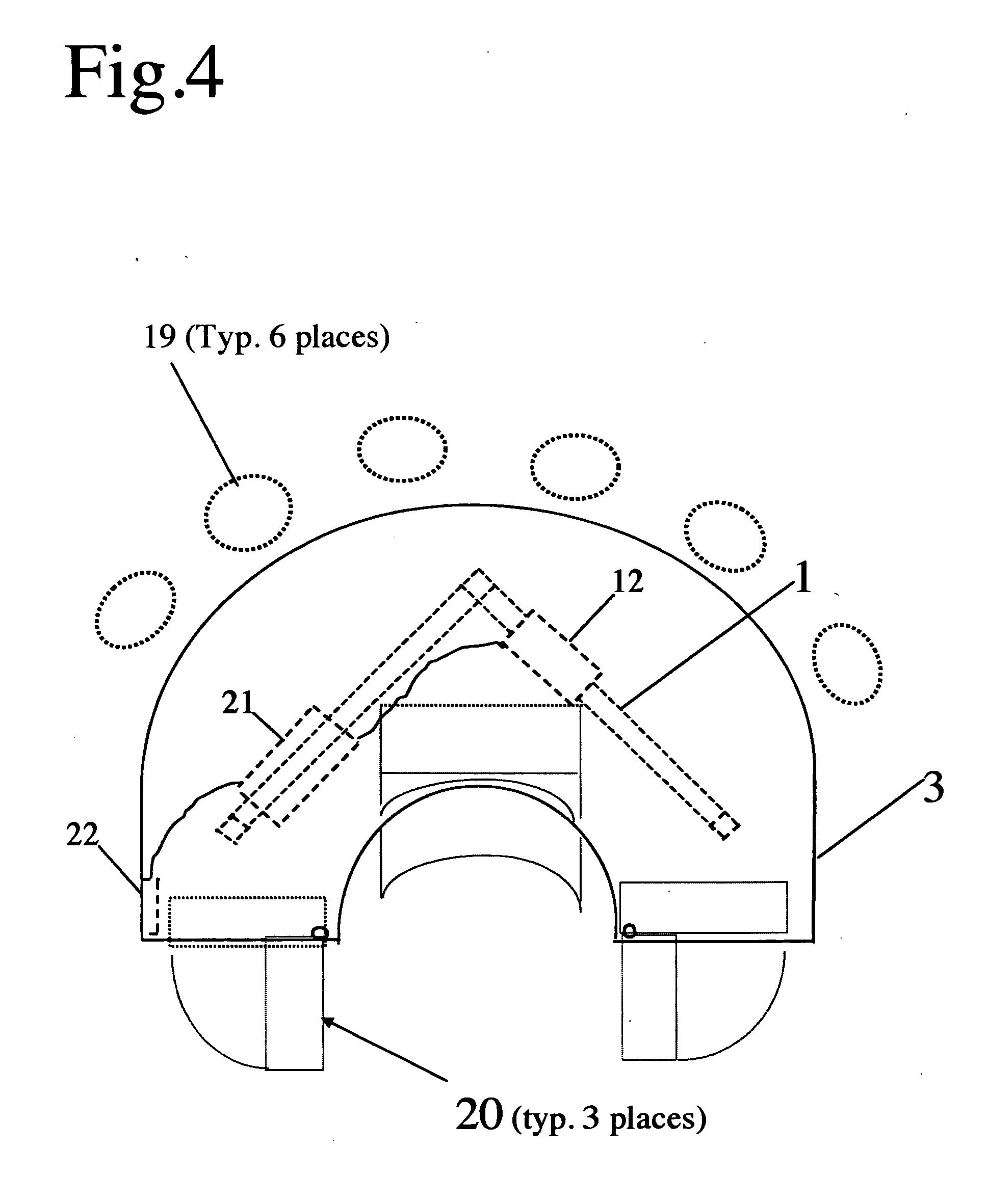 patent us20100258040 - electric-elevating desktop