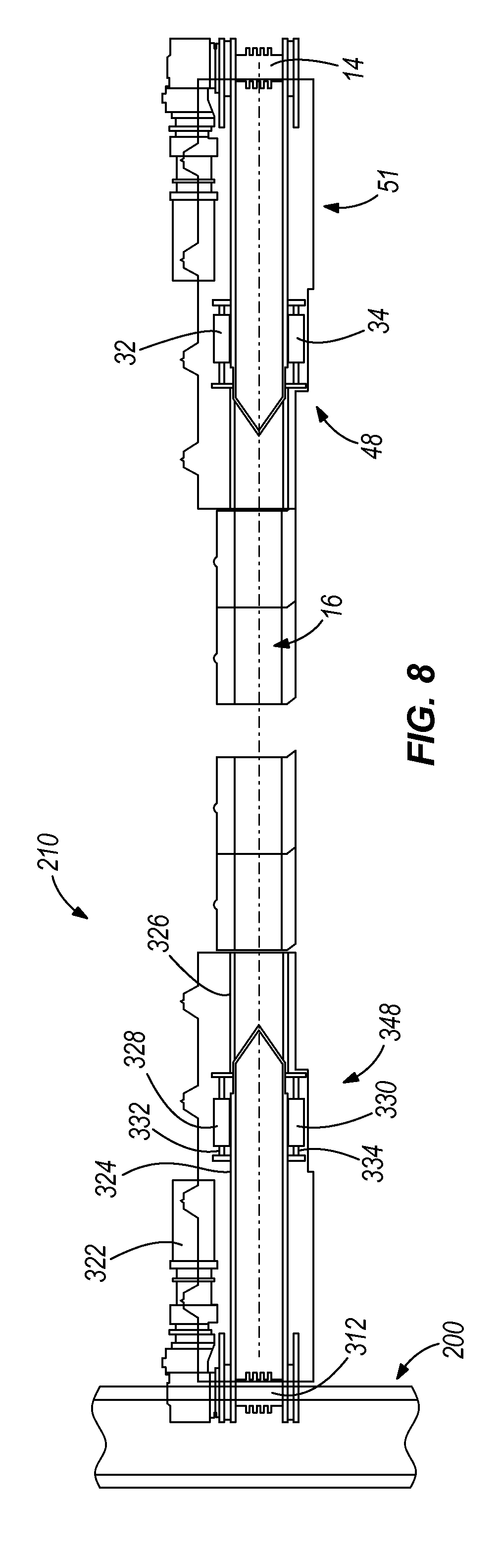 patent us20100270128 automated conveyor chain tension load sensor in chain tension plate